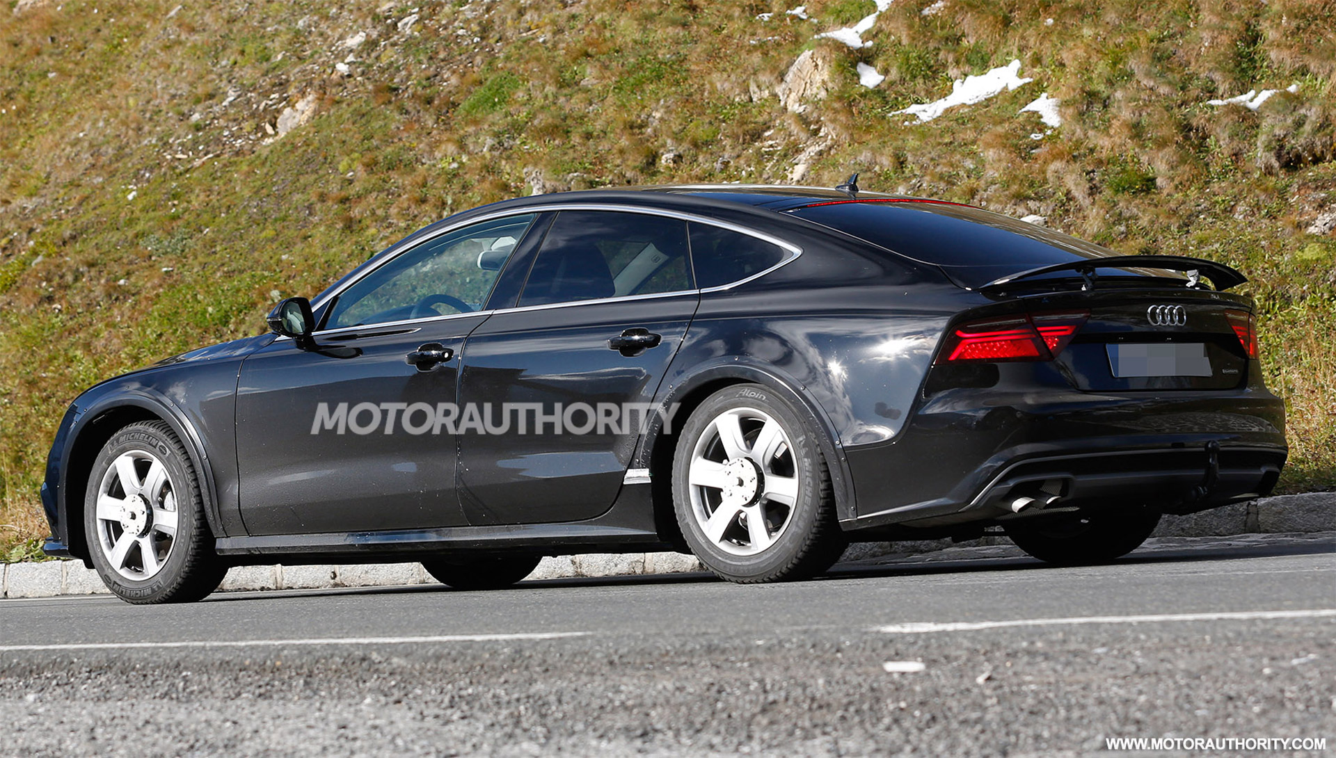 1092257 2019 Audi A7 Spy Shots on chevrolet muscle