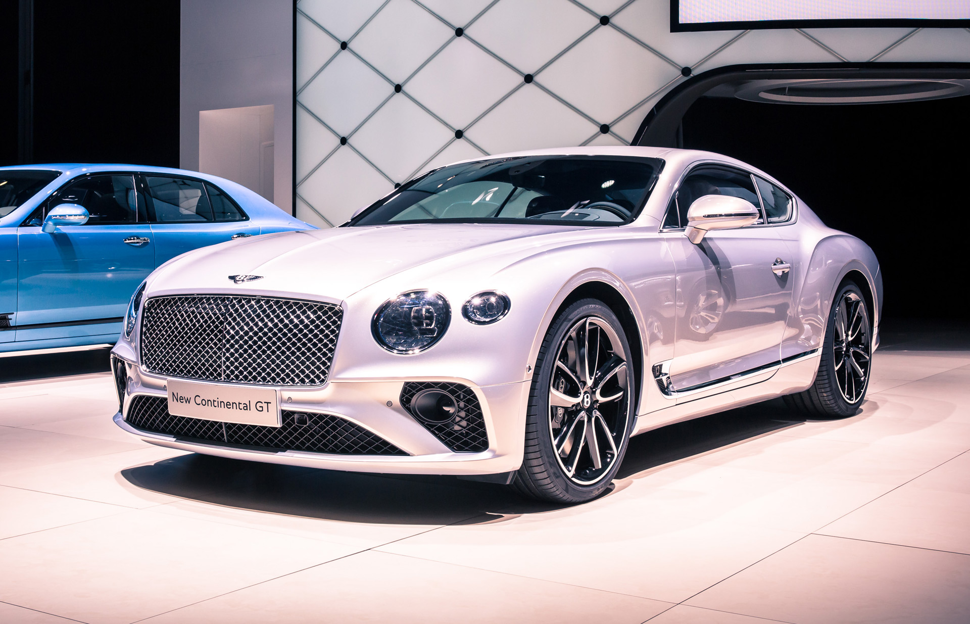 2019 Bentley Continental Gt Preview Concept Looks Trick
