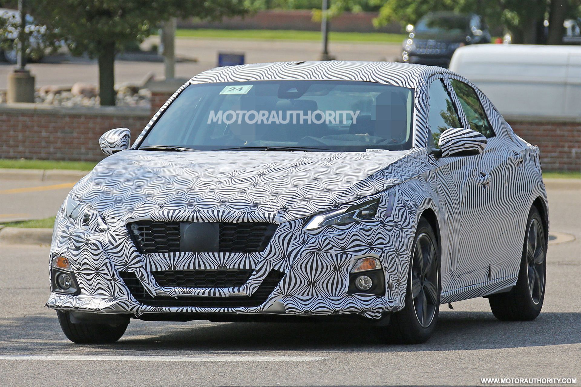 New Nissan Altima >> 2019 Nissan Altima spy shots