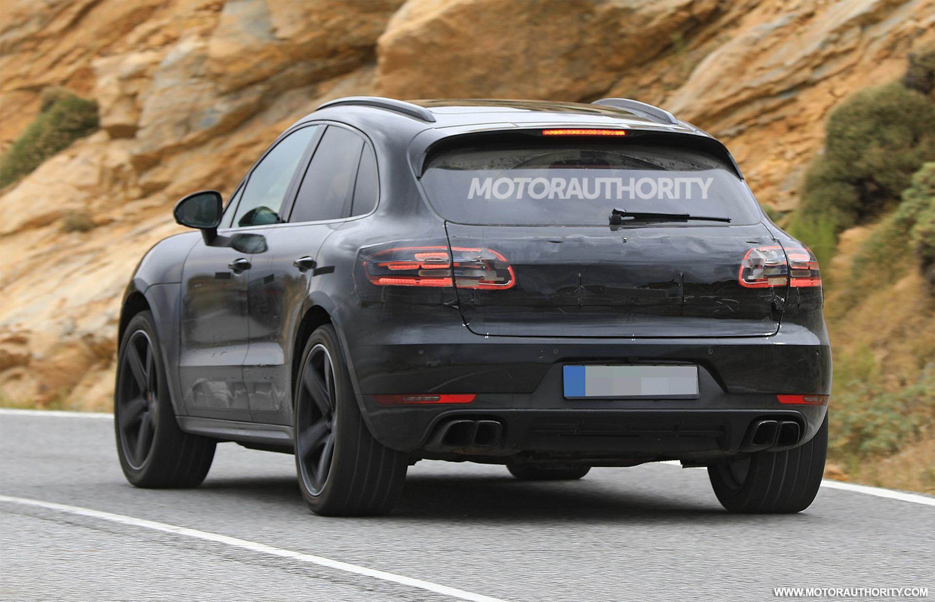 2019 Porsche Macan spy shots and video | Autozaurus
