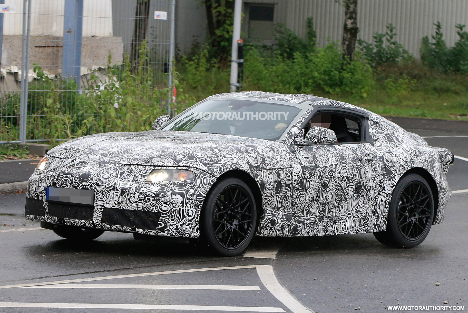 2018 2019 toyota supra first prototype spotted page 3 supramkv 2018 2019 new toyota. Black Bedroom Furniture Sets. Home Design Ideas