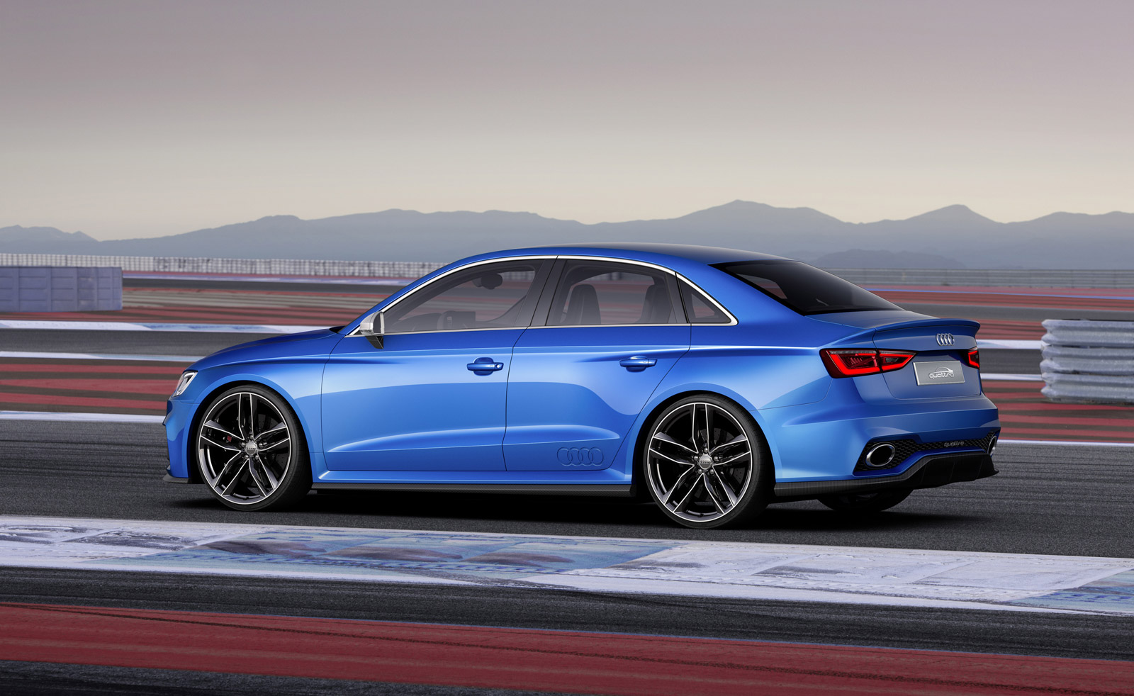 Audi Hints At New RS 3 With A3 clubsport quattro Concept