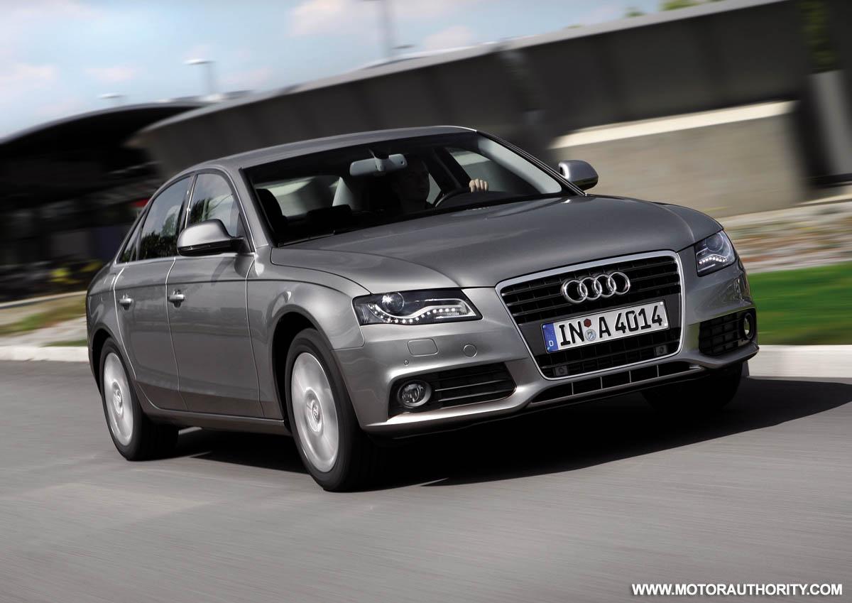 Video: 2008 Audi A4