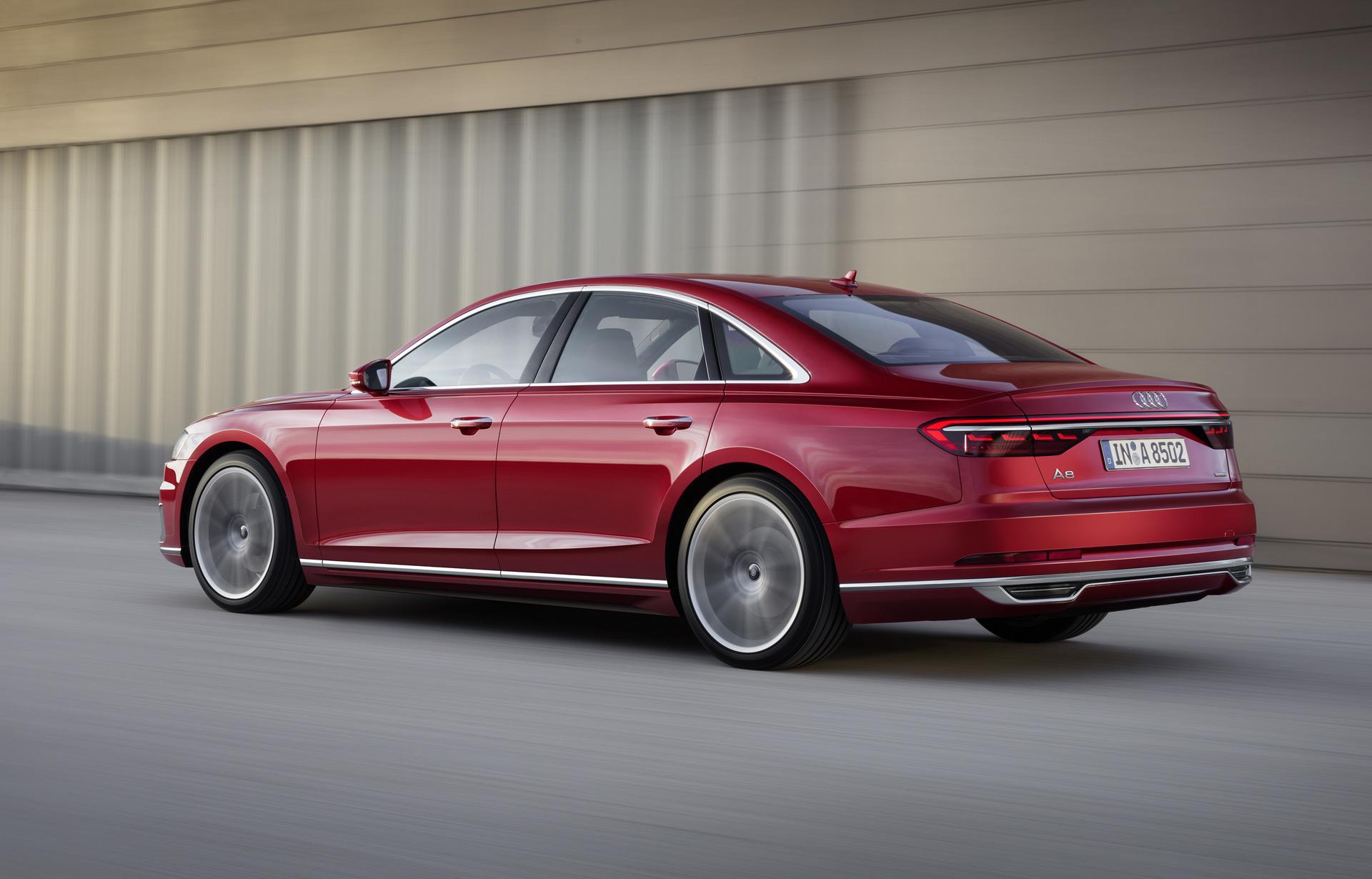 2020 Wrx Sti >> Report: Next Audi S8 Plus to borrow Porsche Panamera Turbo S E-Hybrid's plug-in powertrain