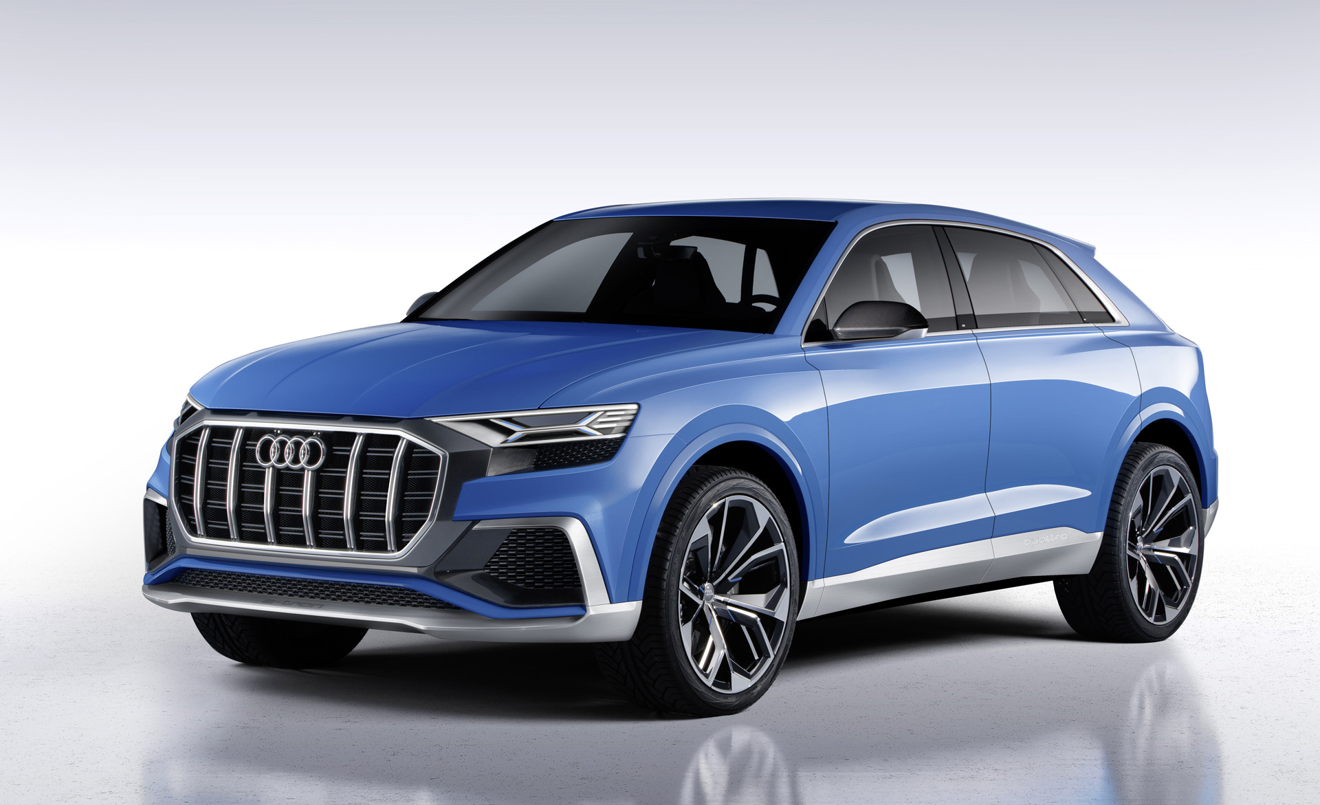 audi rs q8 concept tipped for geneva auto show. Black Bedroom Furniture Sets. Home Design Ideas