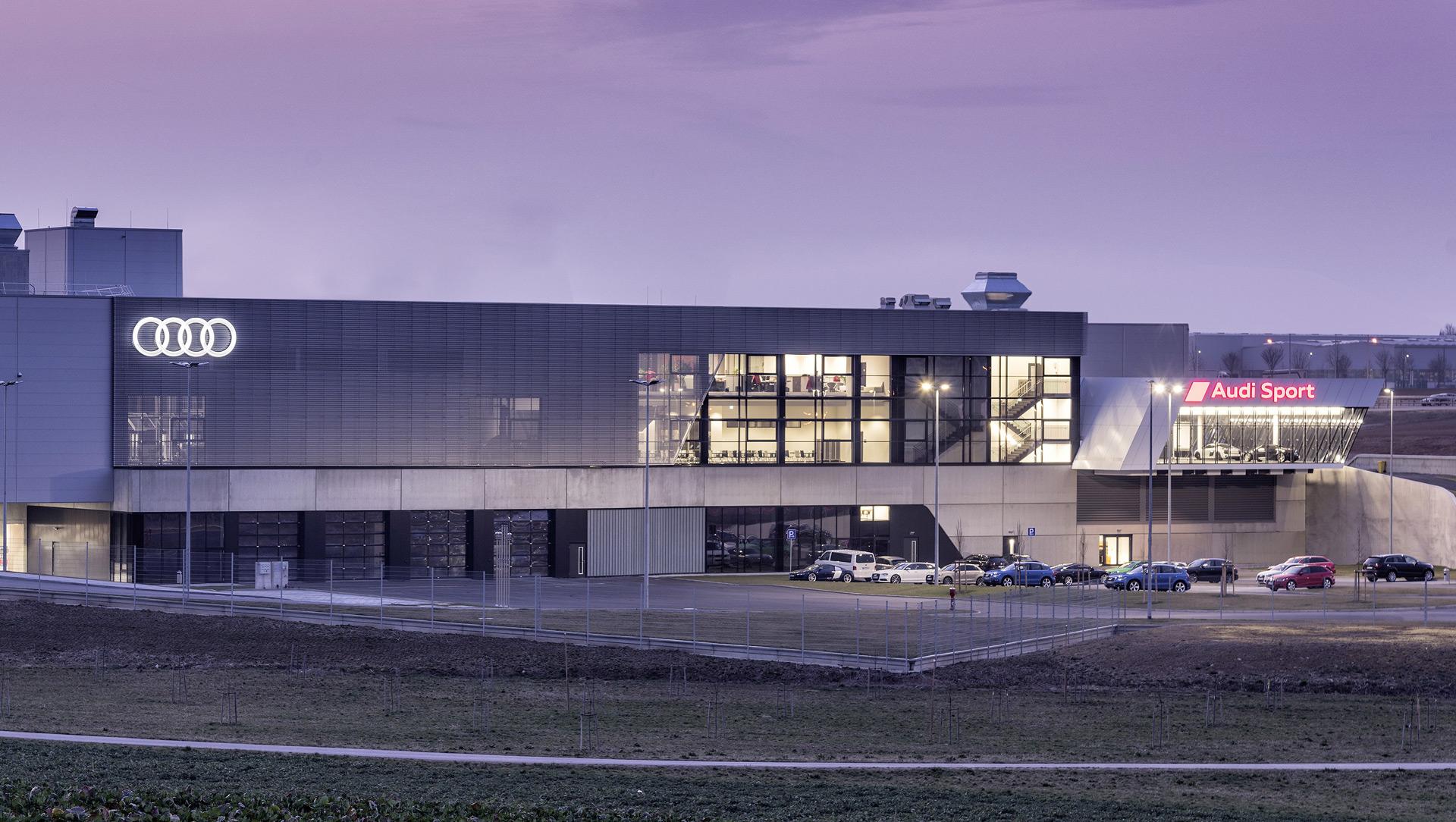 Audi Quattro Division Renamed Audi Sport
