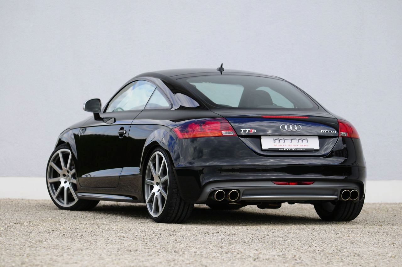 Mtm Builds Audi Tts To 380hp