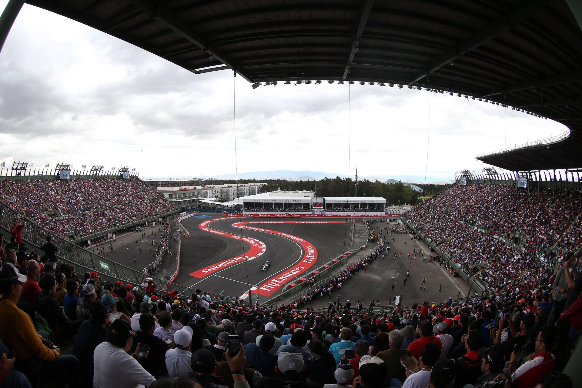 2016 Formula One Mexican Grand Prix Preview