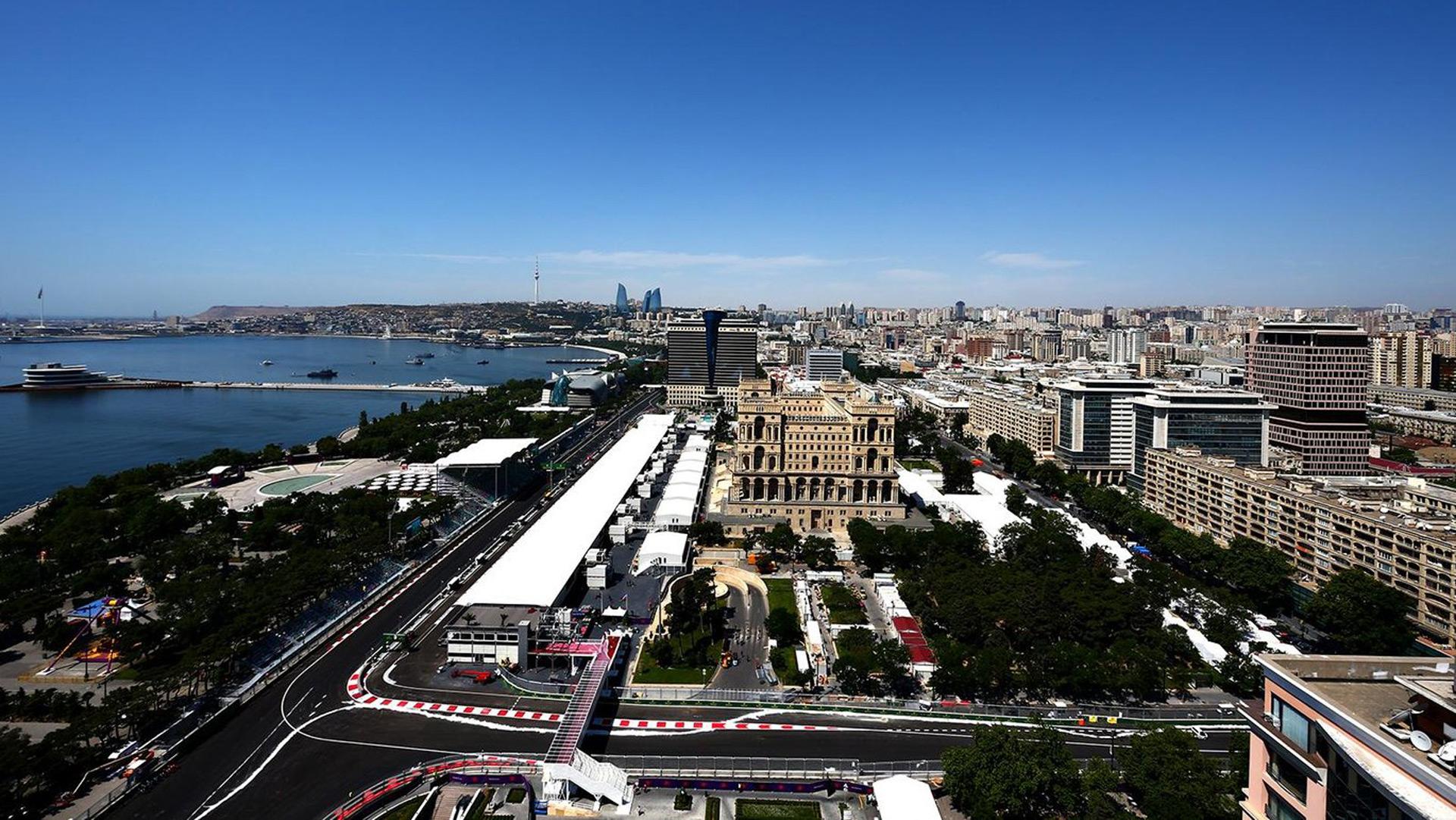 2016 Formula One European Grand Prix Preview