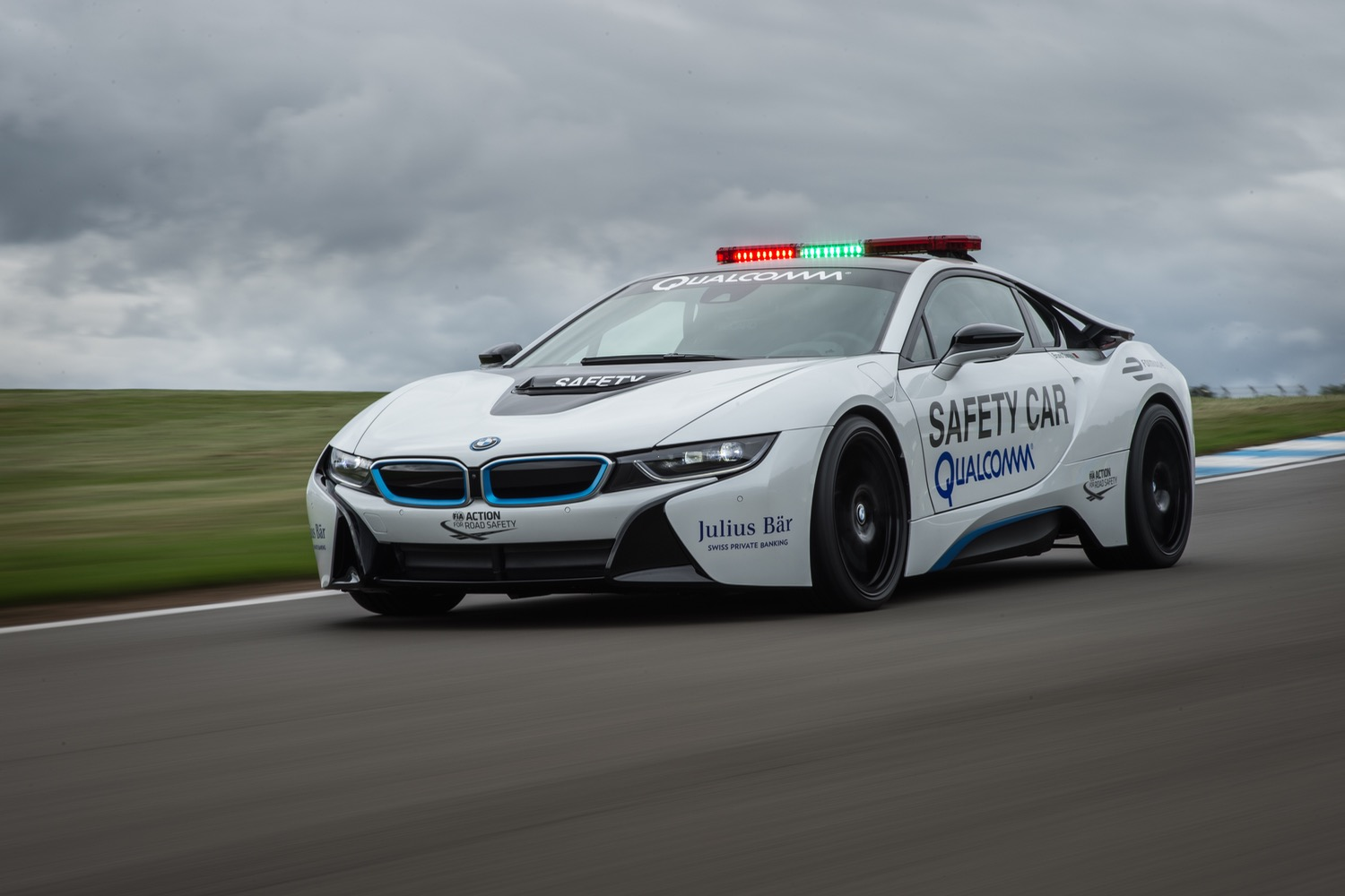 Report Bmw I8 To Receive More Power Range