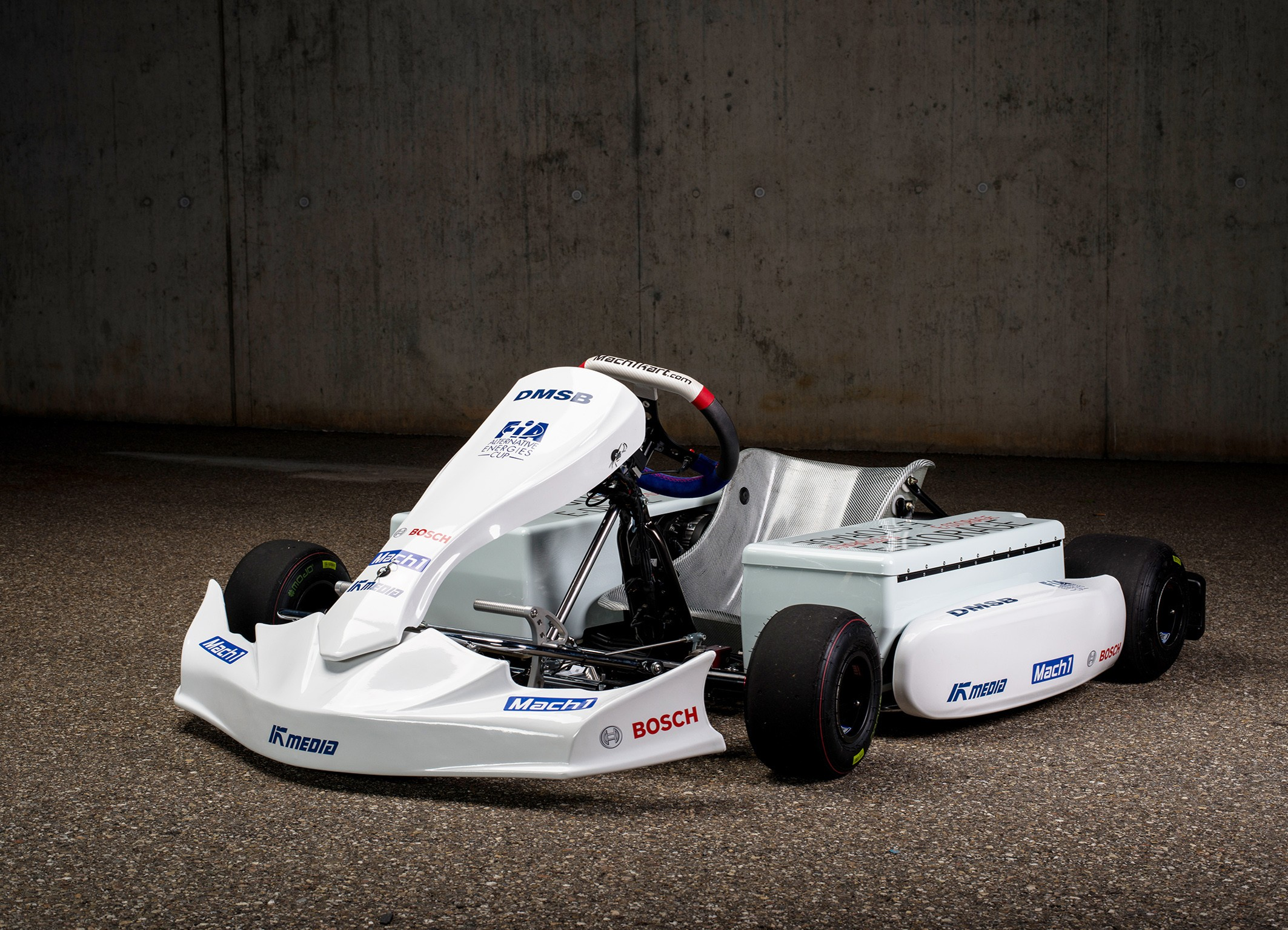 bosch creates electric gokart