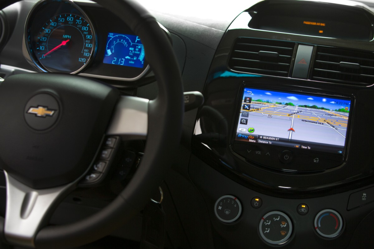 Infiniti Kansas City >> 2013 Chevrolet Spark: Is A Smartphone App The Future Of ...