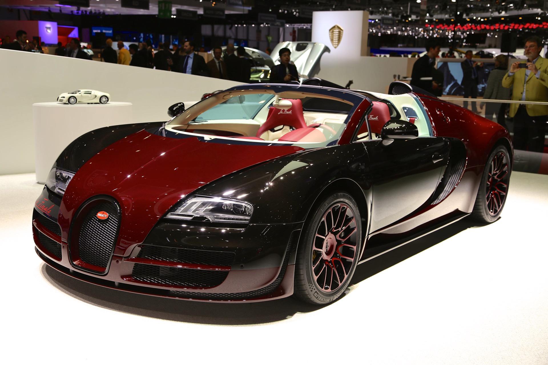 bugatti veyron grand sport vitesse la finale revealed live photos and video. Black Bedroom Furniture Sets. Home Design Ideas