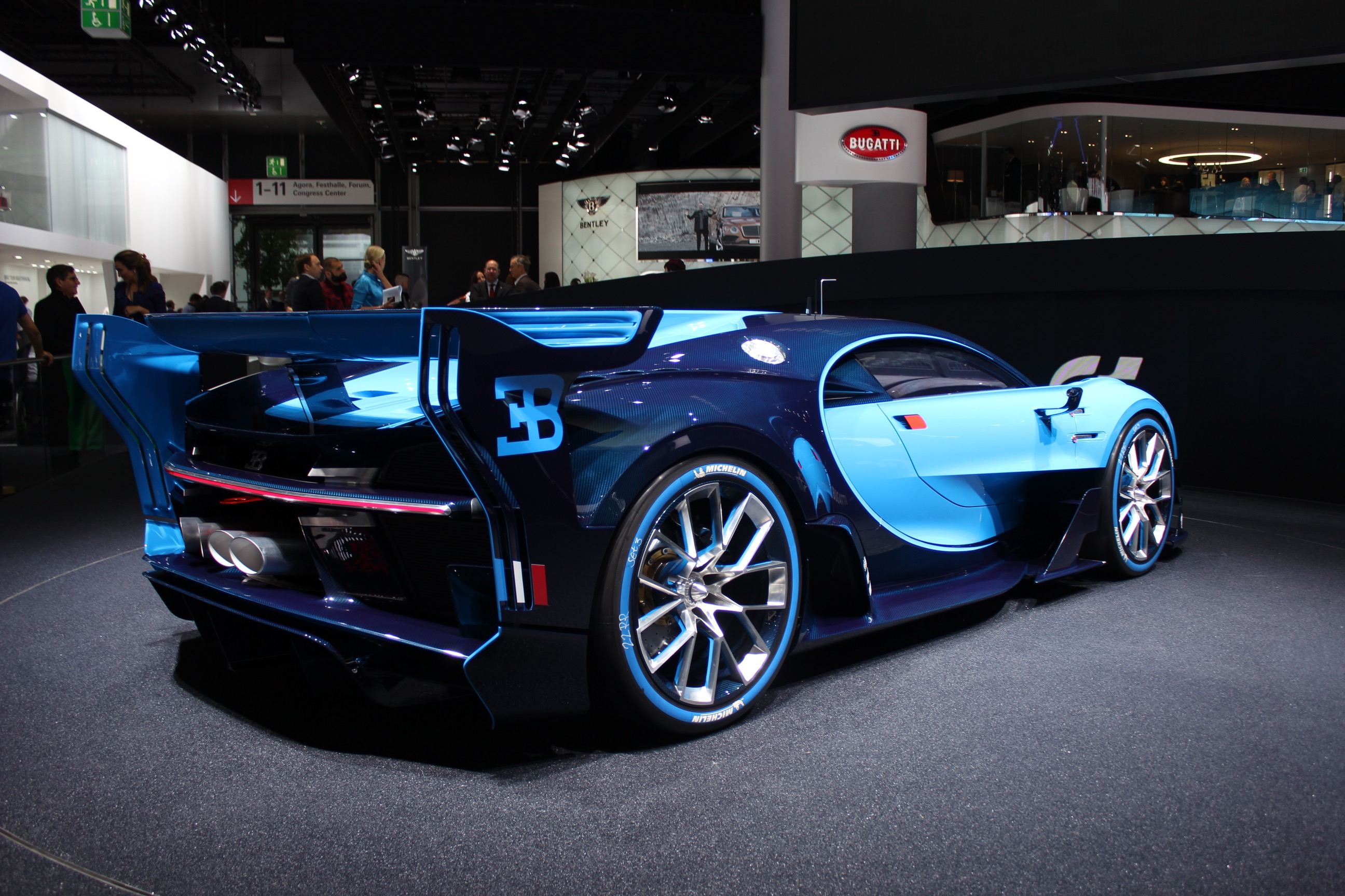 hear the bugatti vision gt concept u2019s engine start up and