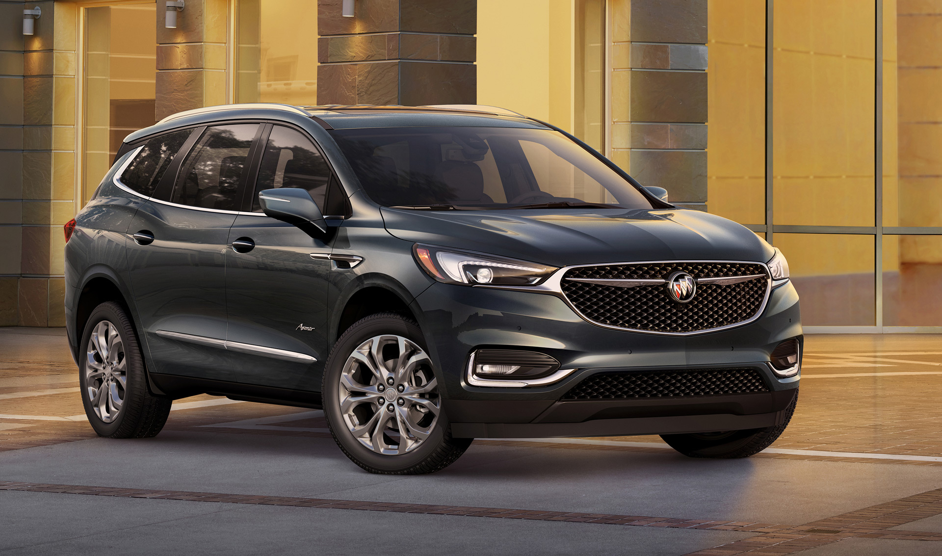 2018 Buick Enclave priced to start at $40,970