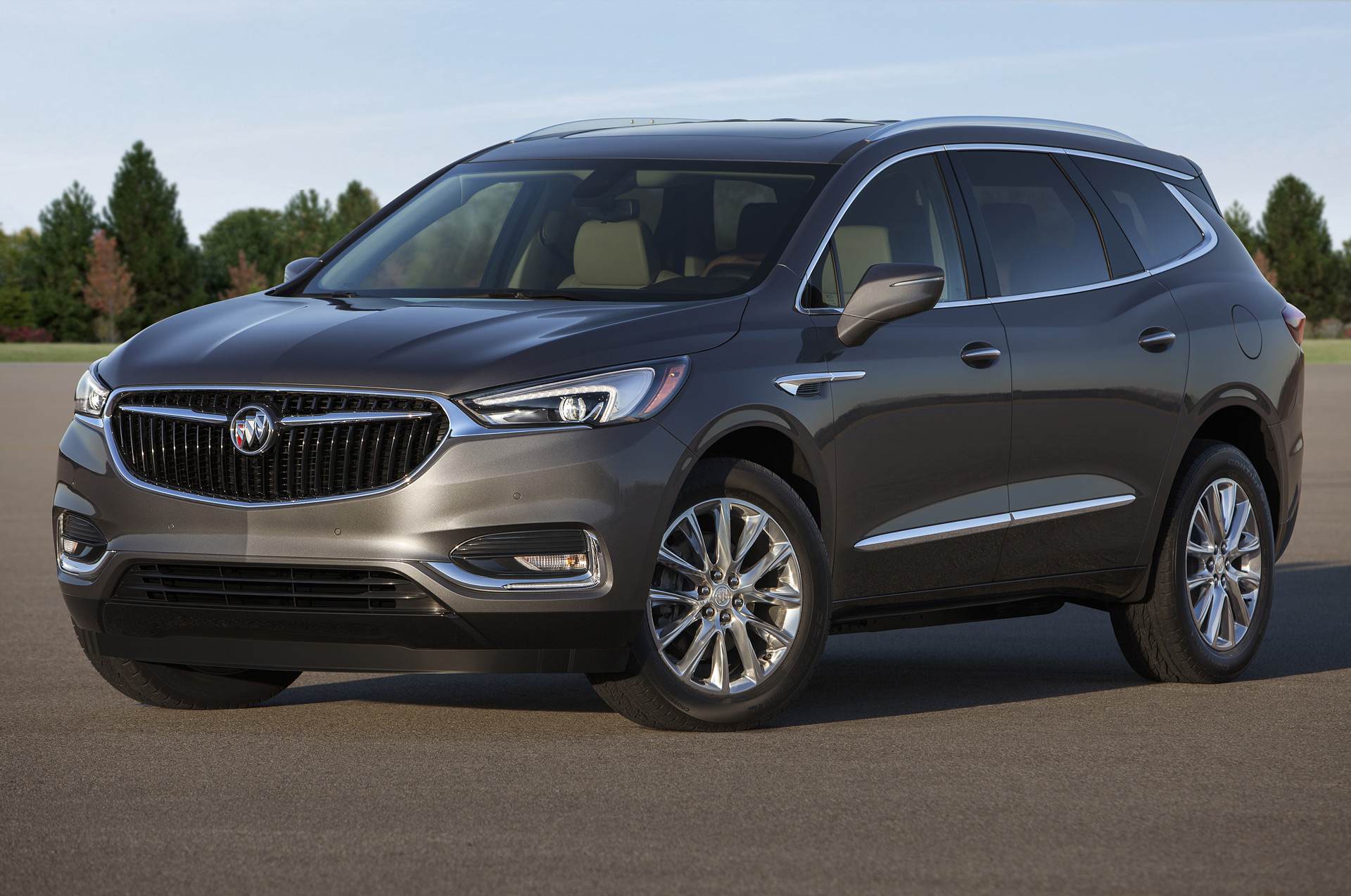 2018 buick enclave review ratings specs prices and photos the car connection. Black Bedroom Furniture Sets. Home Design Ideas