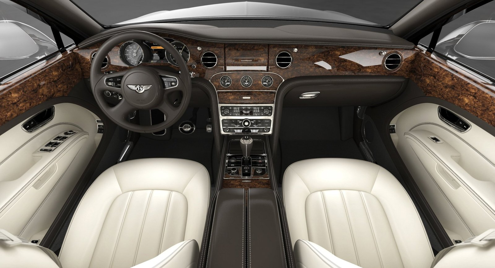 Mercedes Of Denver >> 2011 Bentley Mulsanne Review, Ratings, Specs, Prices, and Photos - The Car Connection