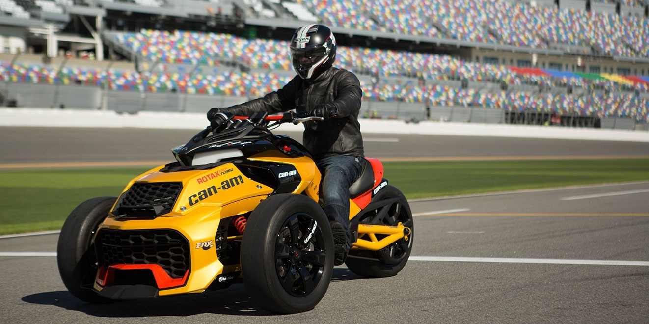 Land Rover Chicago >> Can-Am Boosts Spyder's Performance With F3 Turbo Concept: Video