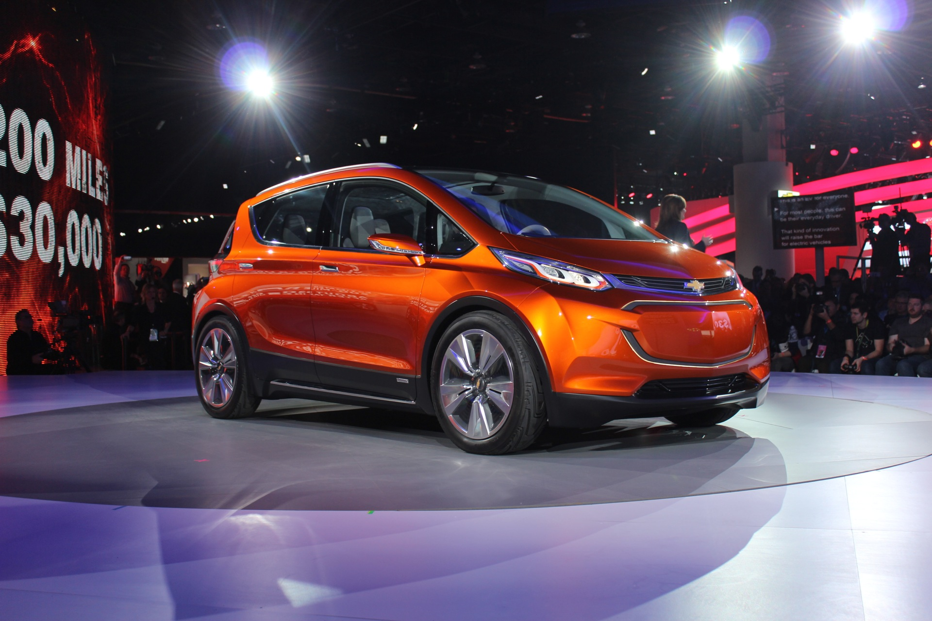 Gm To Forge Ahead With Electric Plug In Hybrid Other