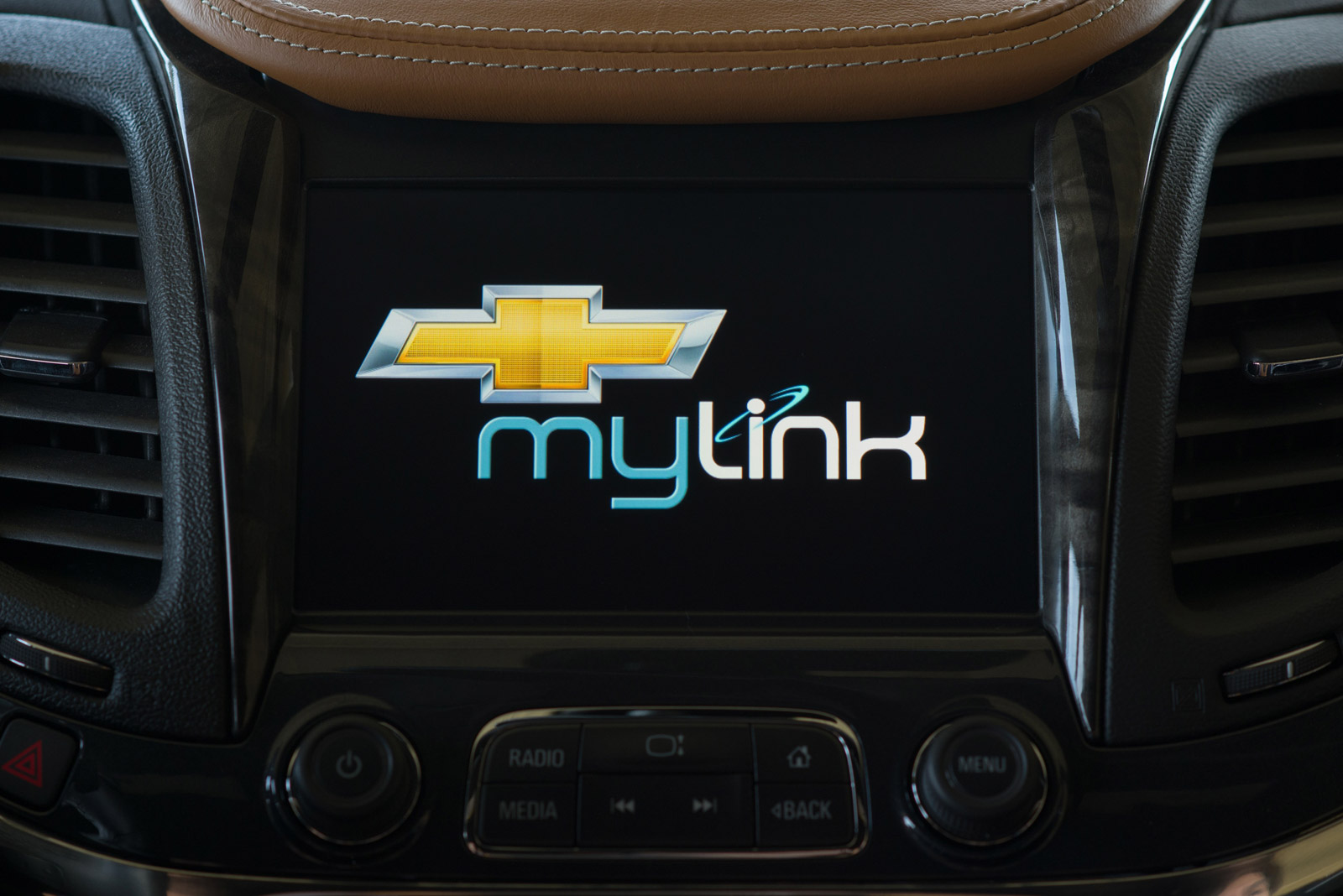 Chevy Announces Next-Gen MyLink Infotainment System: Video