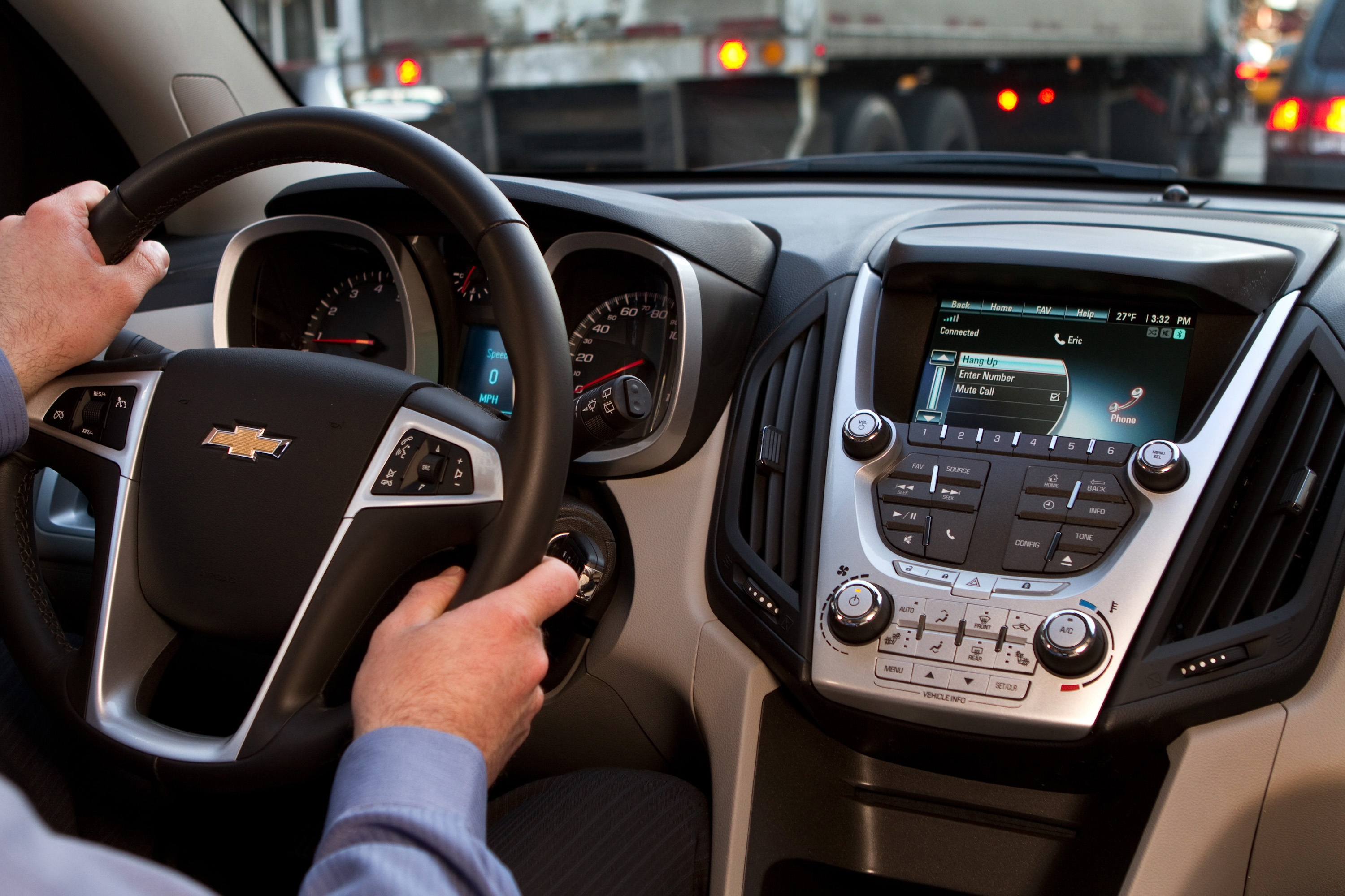 Chevrolet Launches Mylink Infotainment System On Volt Equinox