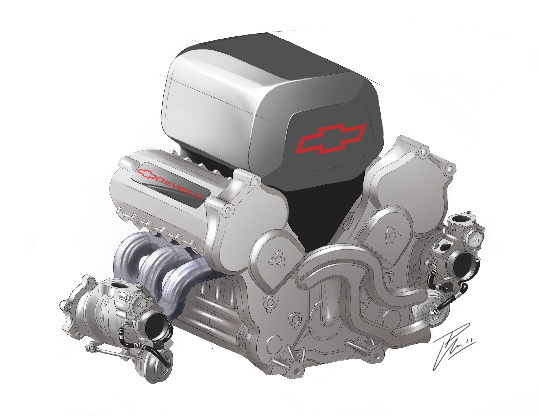 IndyCar Goes To Mandatory Twin-Turbo Setup For 2014