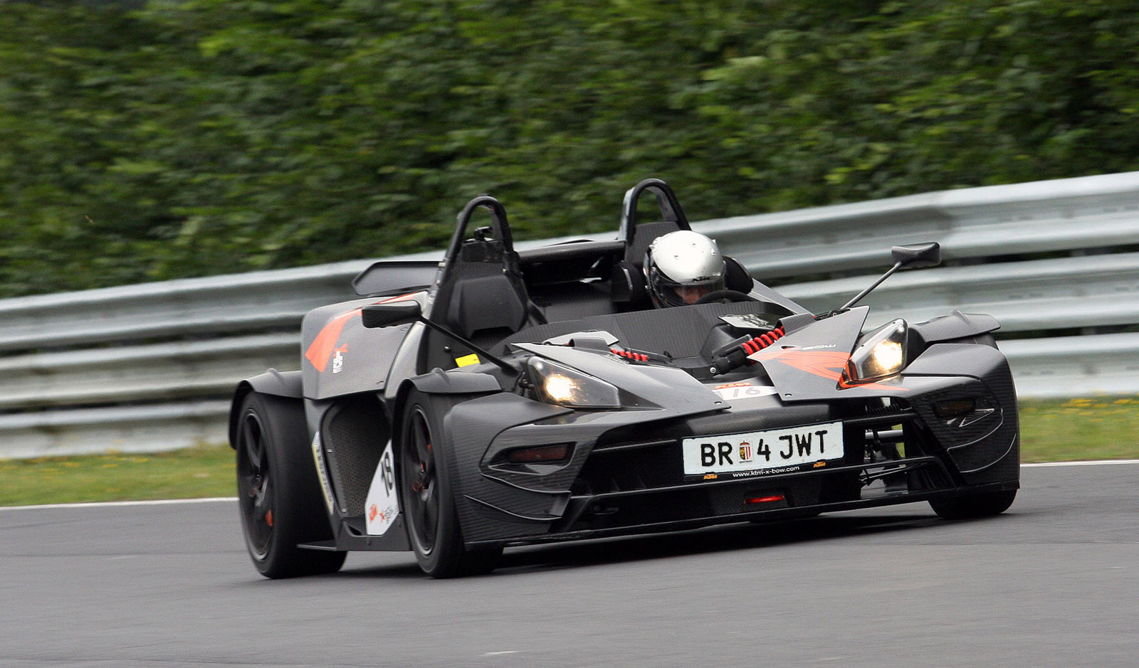 watch ktm s x bow rr lap the ring in 7 25. Black Bedroom Furniture Sets. Home Design Ideas