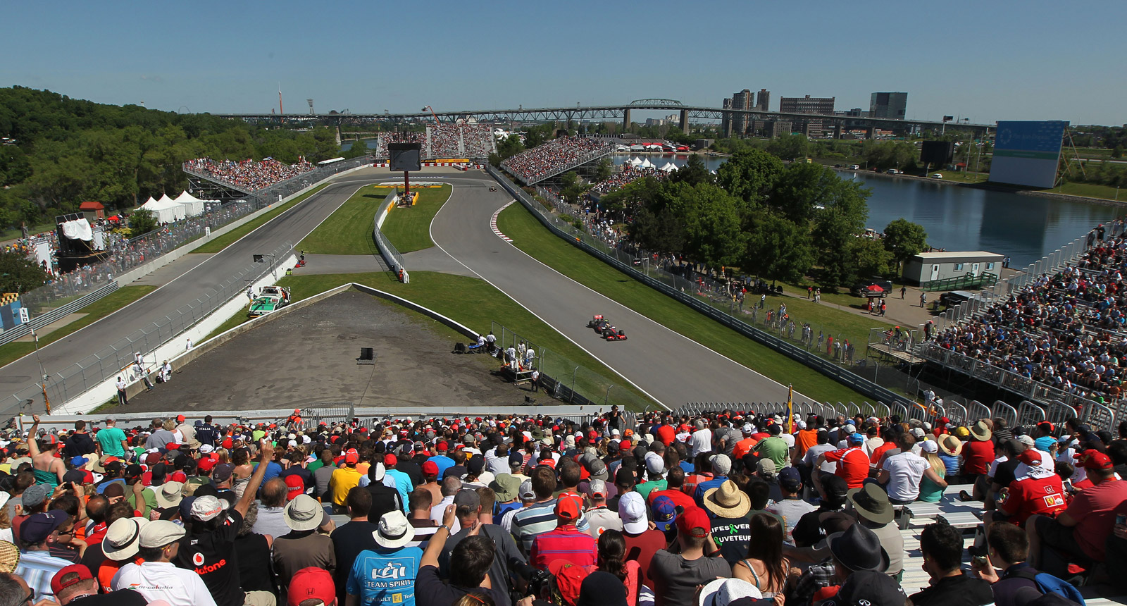 Formula 1 Canadian Grand Prix Weather Forecast
