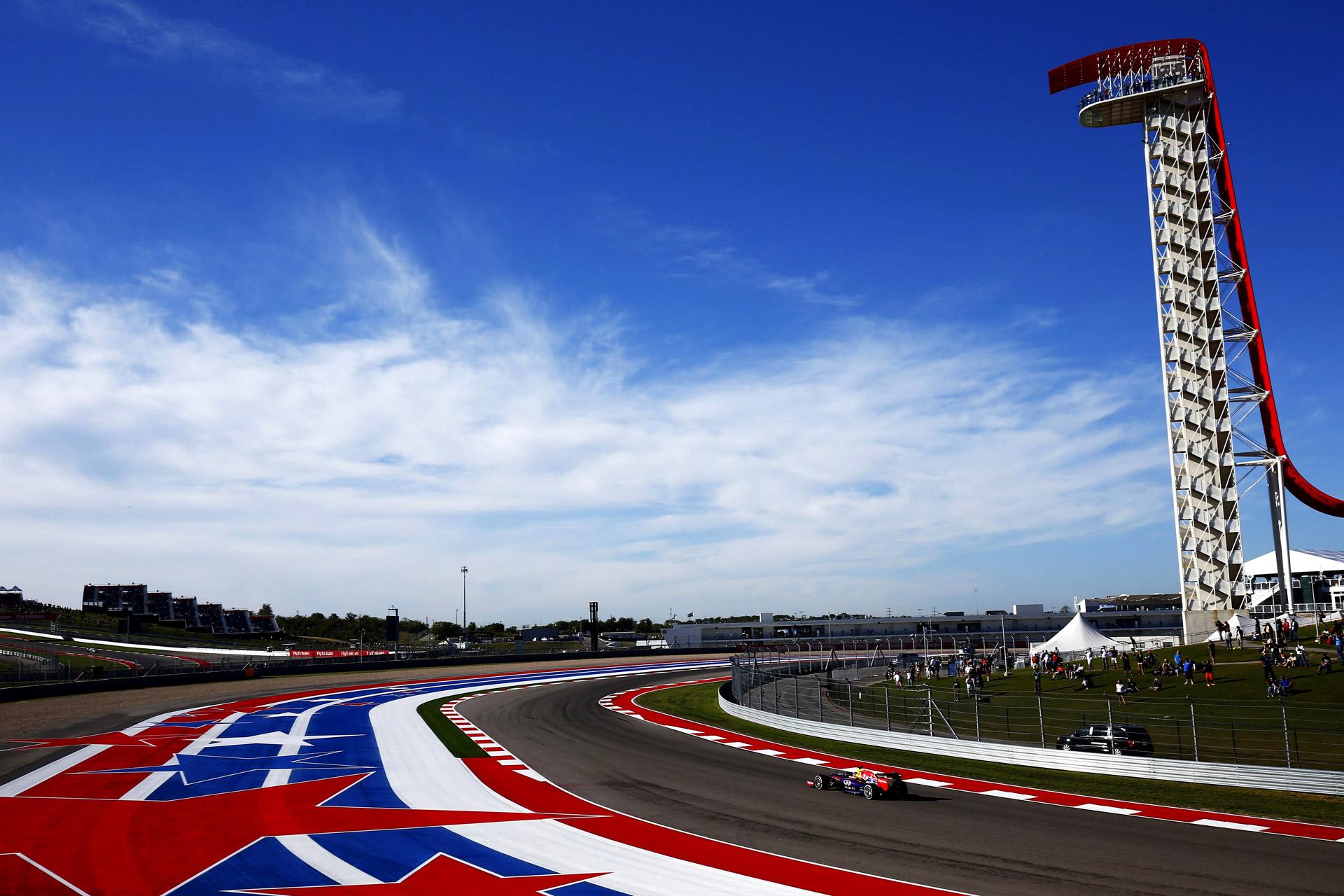 2015 Formula One United States Grand Prix Preview