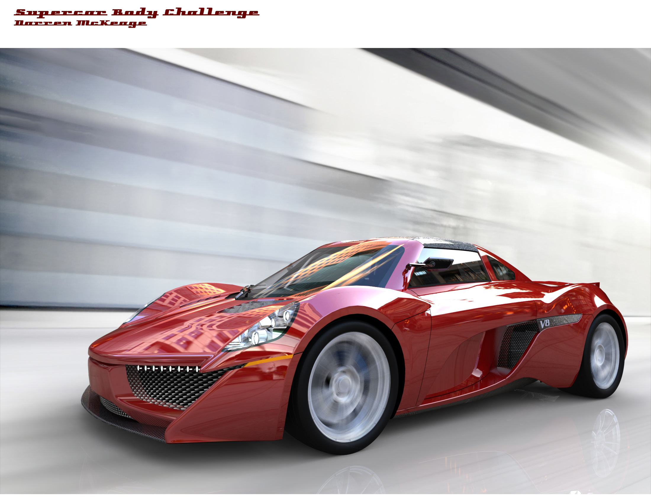 Gm Engined Grabcad Supercar Set For Production In 2013