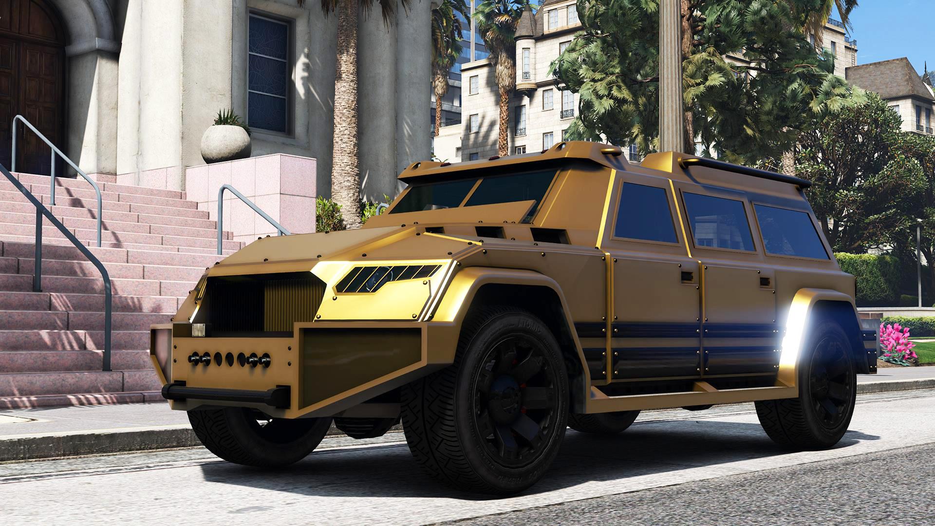 Dartz S Newest Suv Immortalized In Quot Grand Theft Auto V Quot