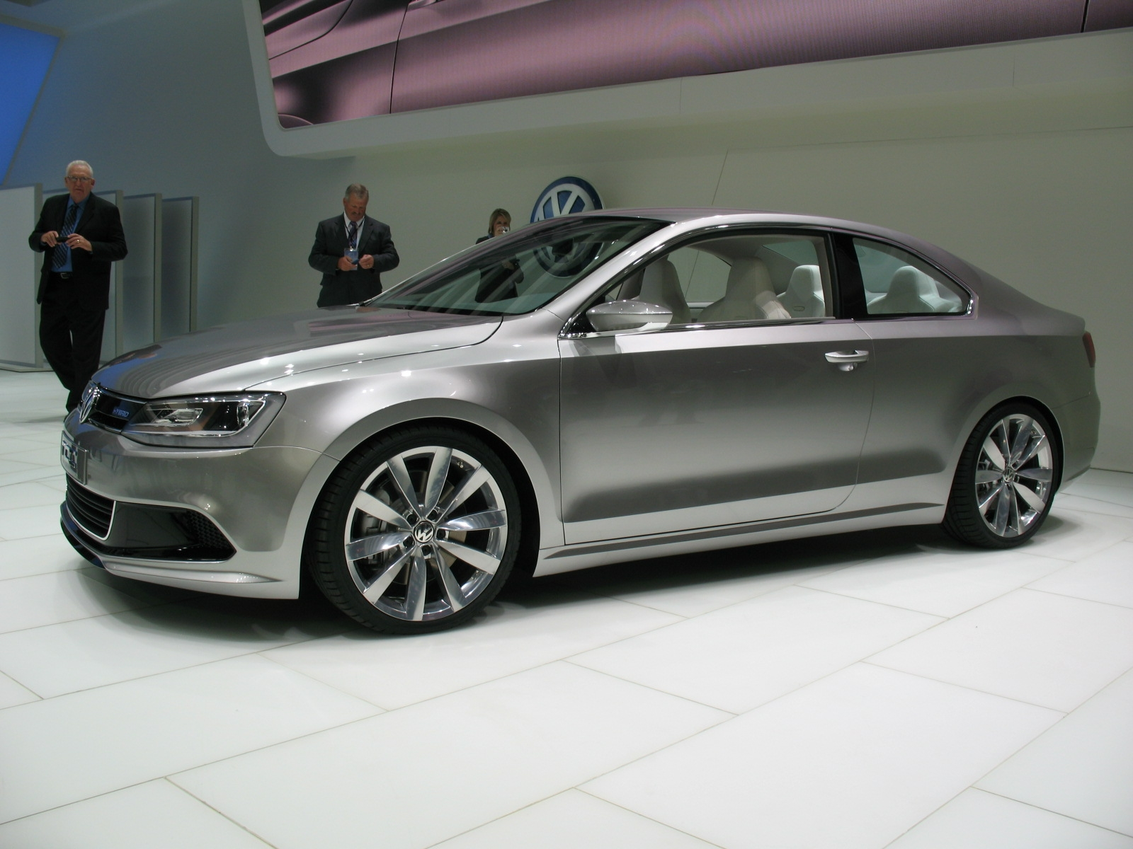 Volkswagen No Plans To Build Jetta Coupe