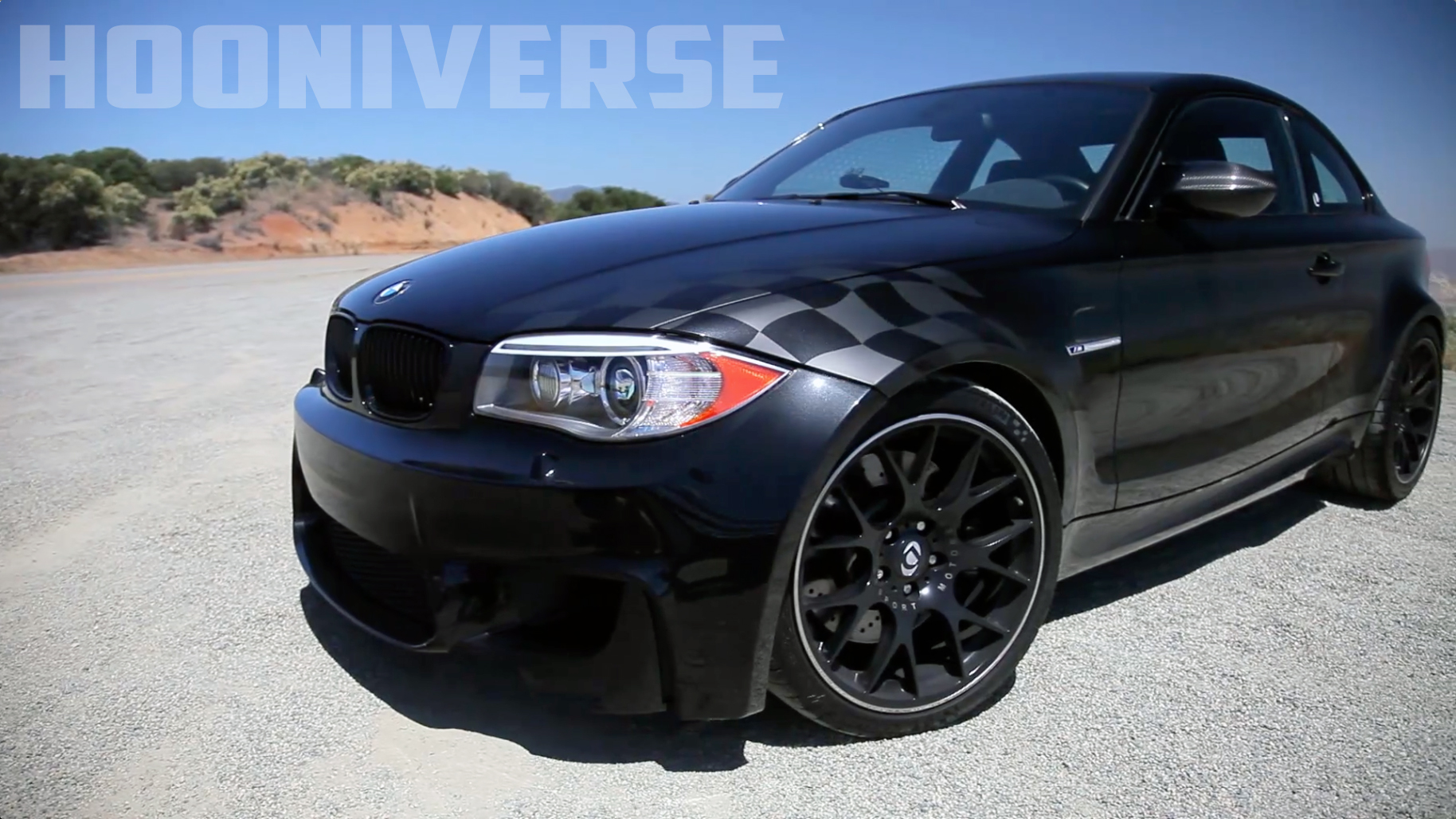 dinan elevates the already heavenly bmw 1m to new heights video. Black Bedroom Furniture Sets. Home Design Ideas