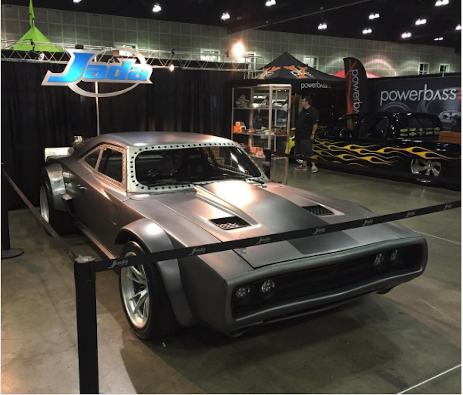 Vin Diesel S Dodge Charger For Fast 8 Sounds Wicked