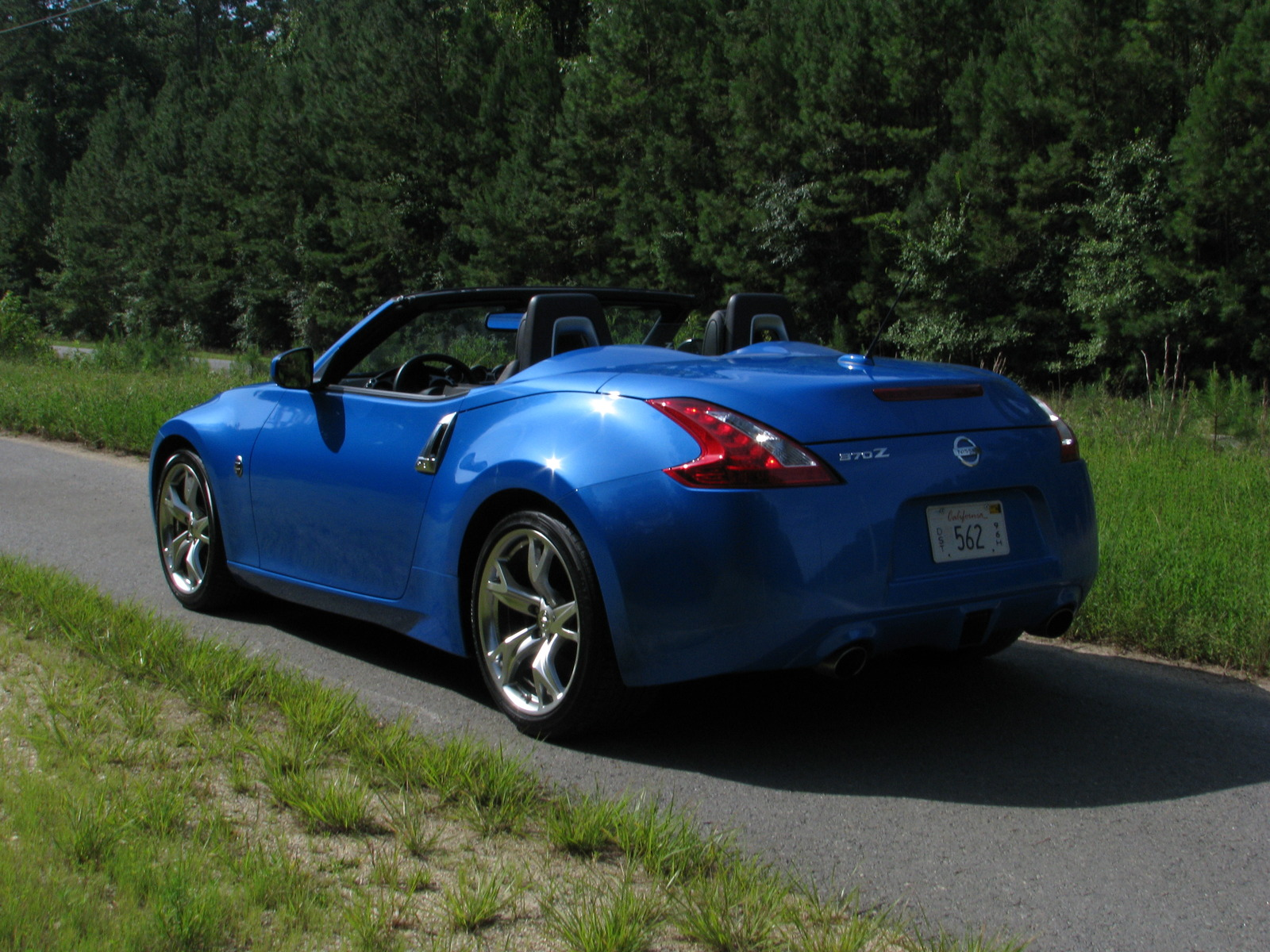 Driven: 2010 Nissan 370Z Roadster (Page 2)