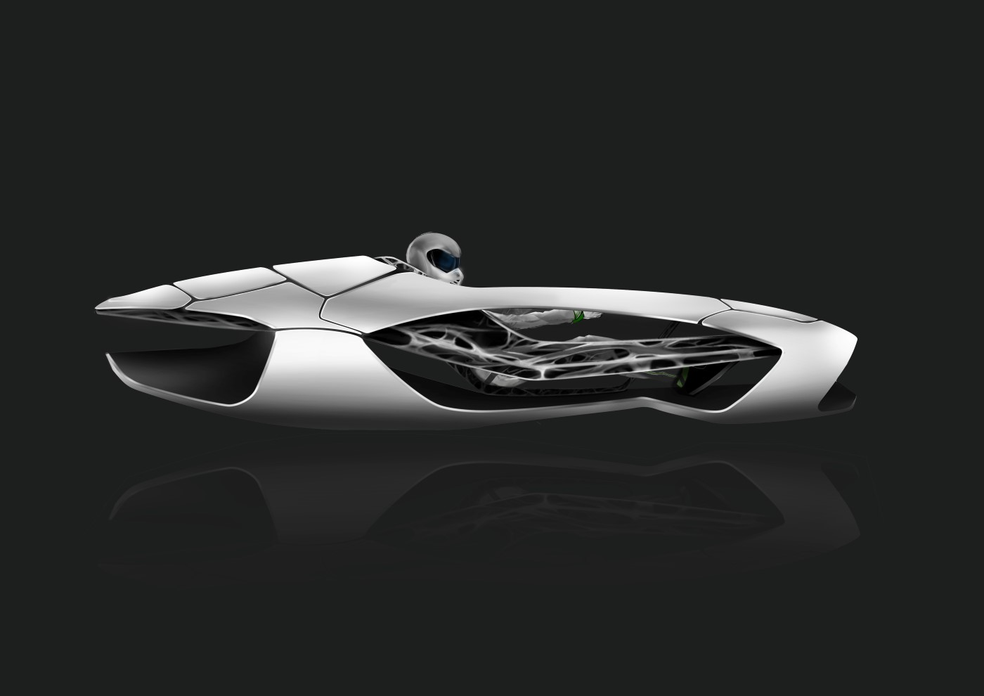 Edag Genesis Previews Car Of The Far Future At Geneva