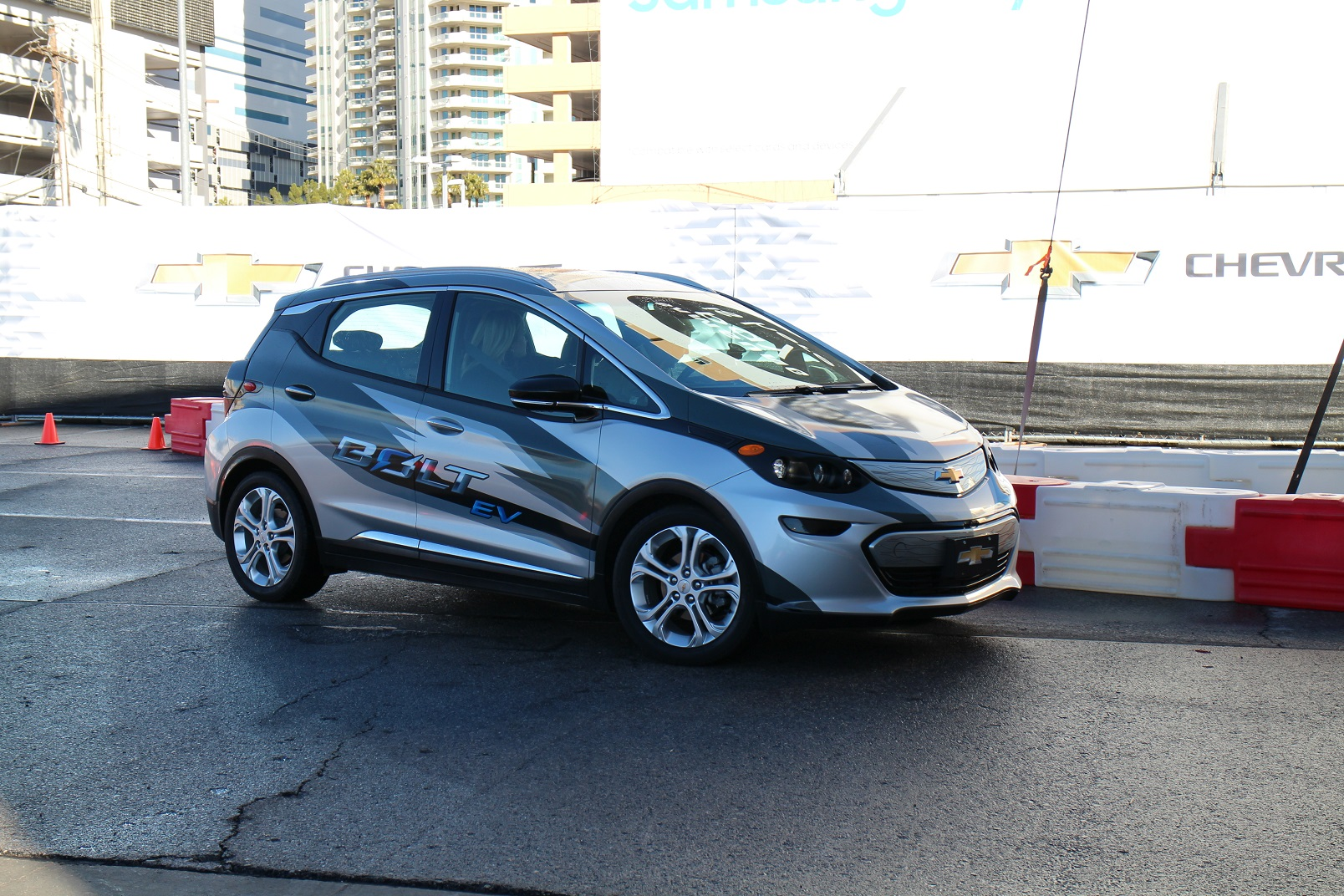First Drive Chevy Bolt Ev 200 Mile Electric Car