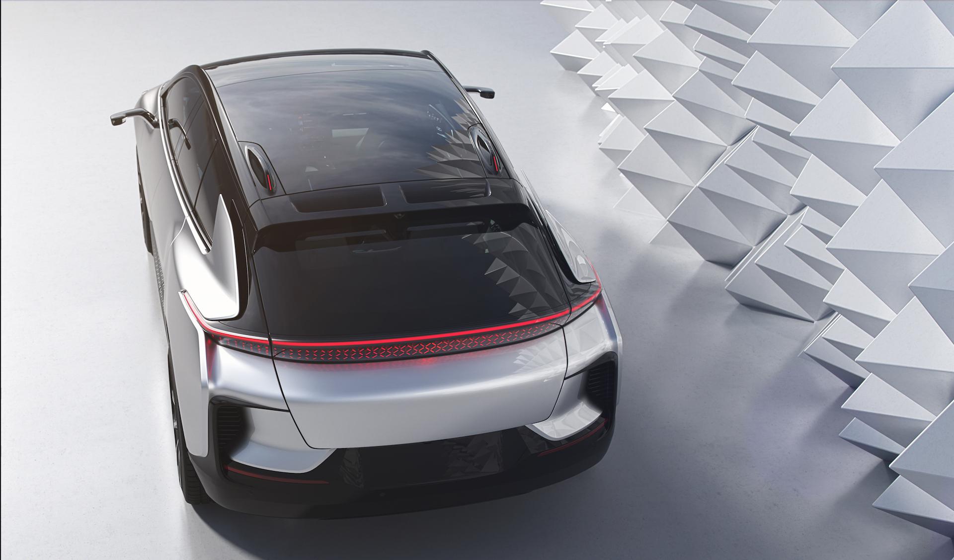2018 Subaru WRX and WRX STI, Faraday Future FF 91, 2020 Audi Q8