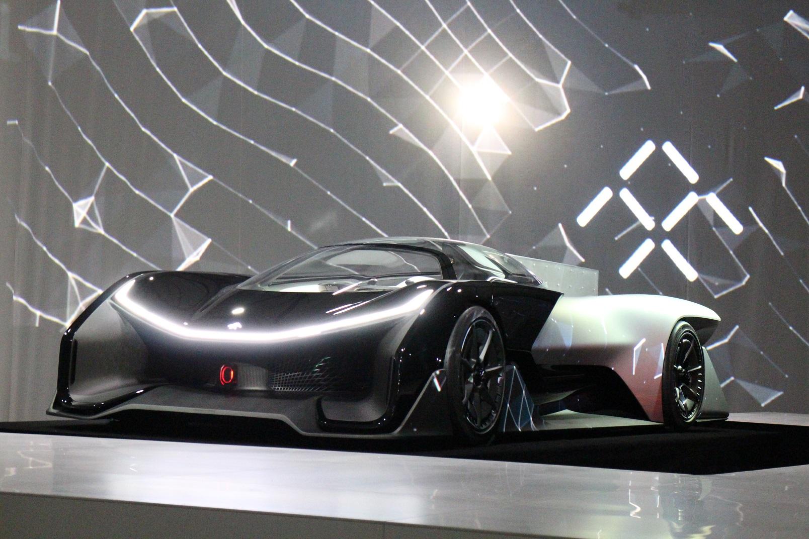 1,000-HP Faraday Future Concept, 2017 Mercedes E-Class, U ...