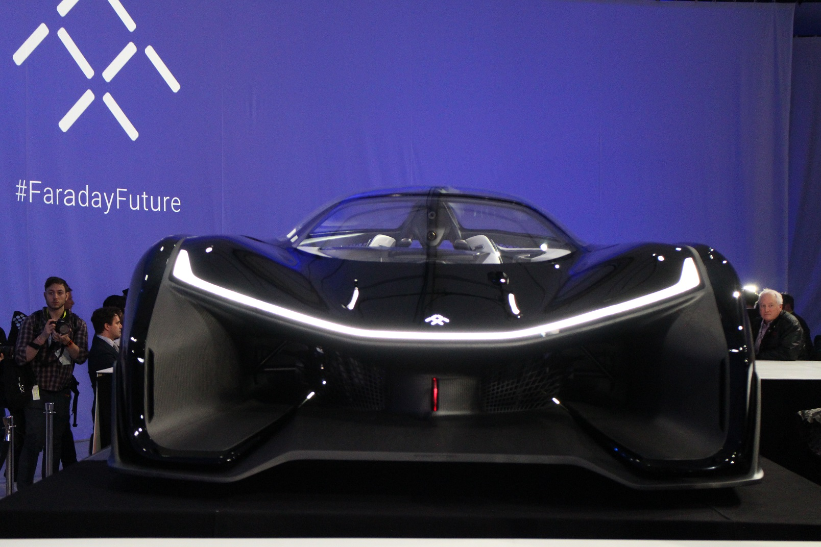 Faraday Future Gets Green Light To Test Autonomous Cars In
