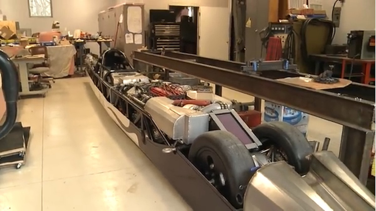 FCA engineer sets out to break land speed record