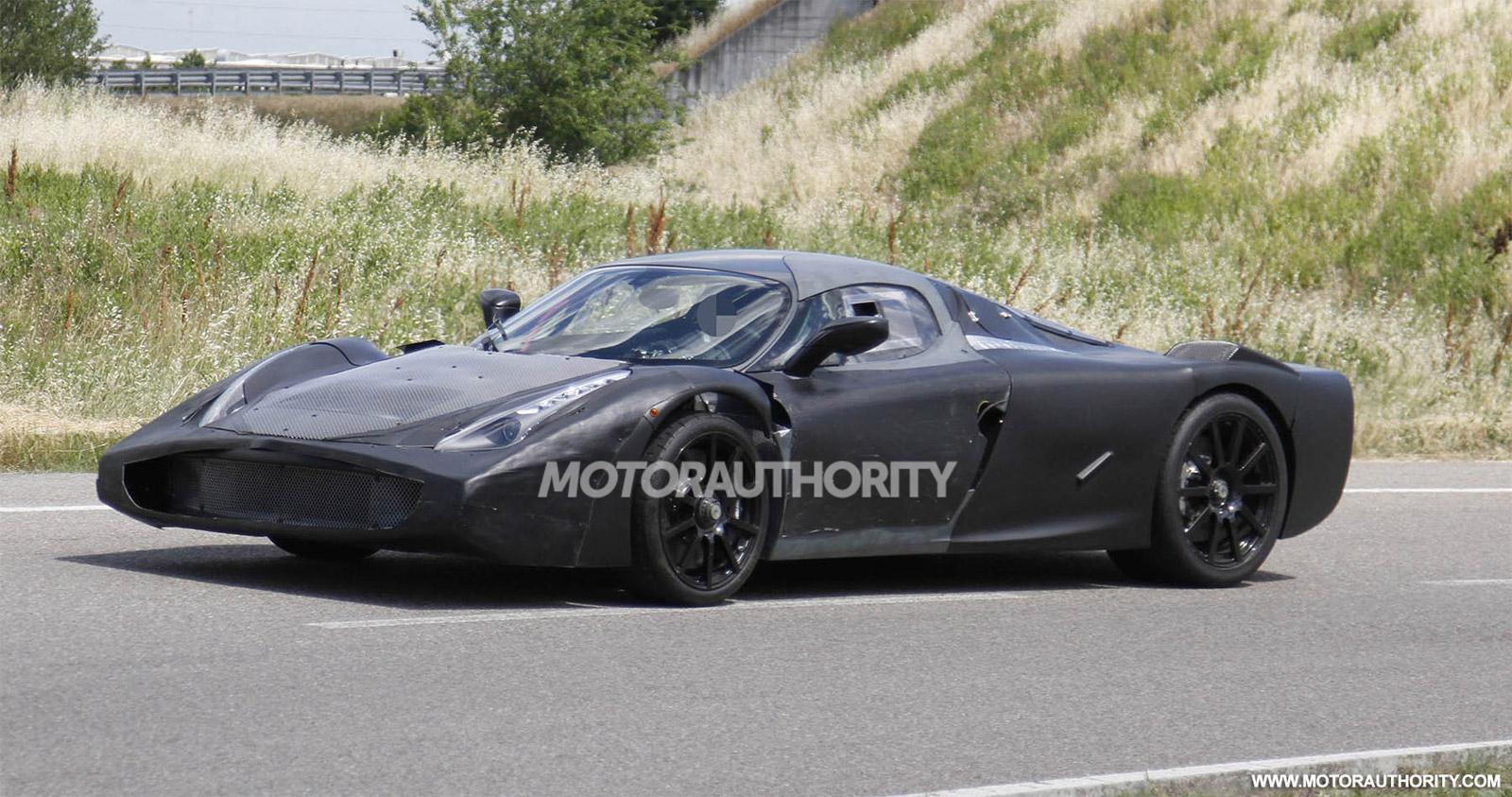 2014 Toyota 4 Runner Ferrari Enzo Replacement (F70) Rumors Claim 2,425-Pound ...