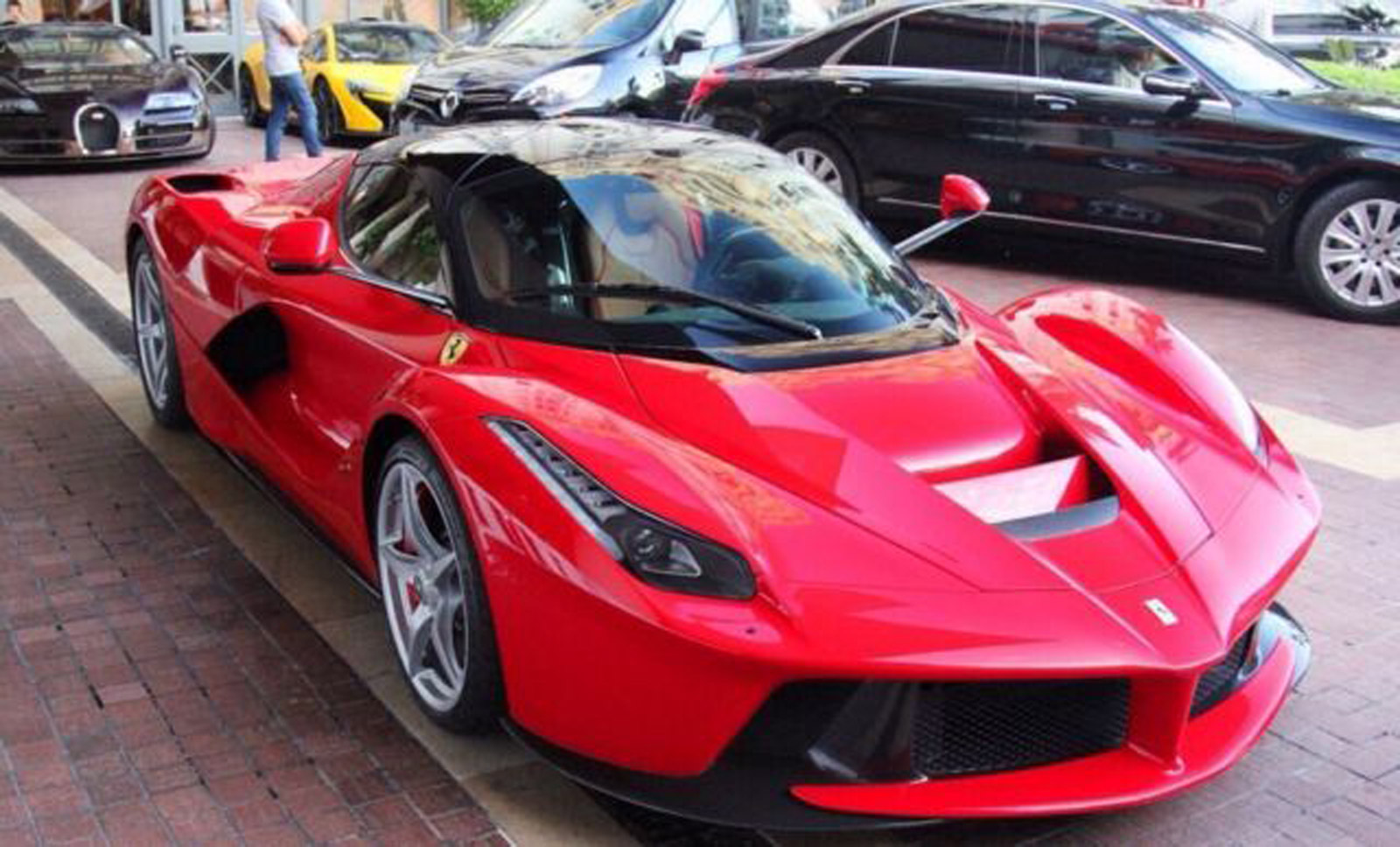Another Laferrari Up For Sale This Time In Germany