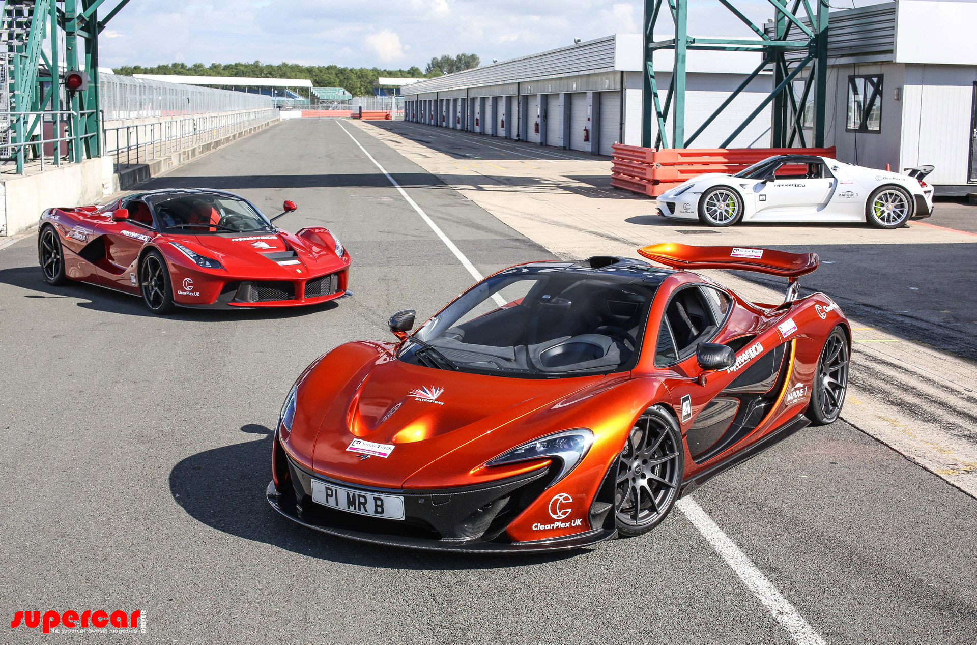 Laferrari P1 And 918 Spyder Finally Tested Together Video