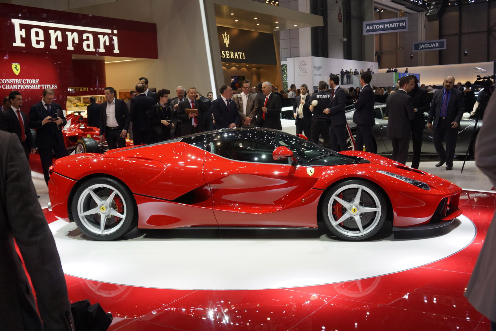 2015 ferrari laferrari review ratings specs prices and photos the car connection - Ferrari Enzo 2015 Price