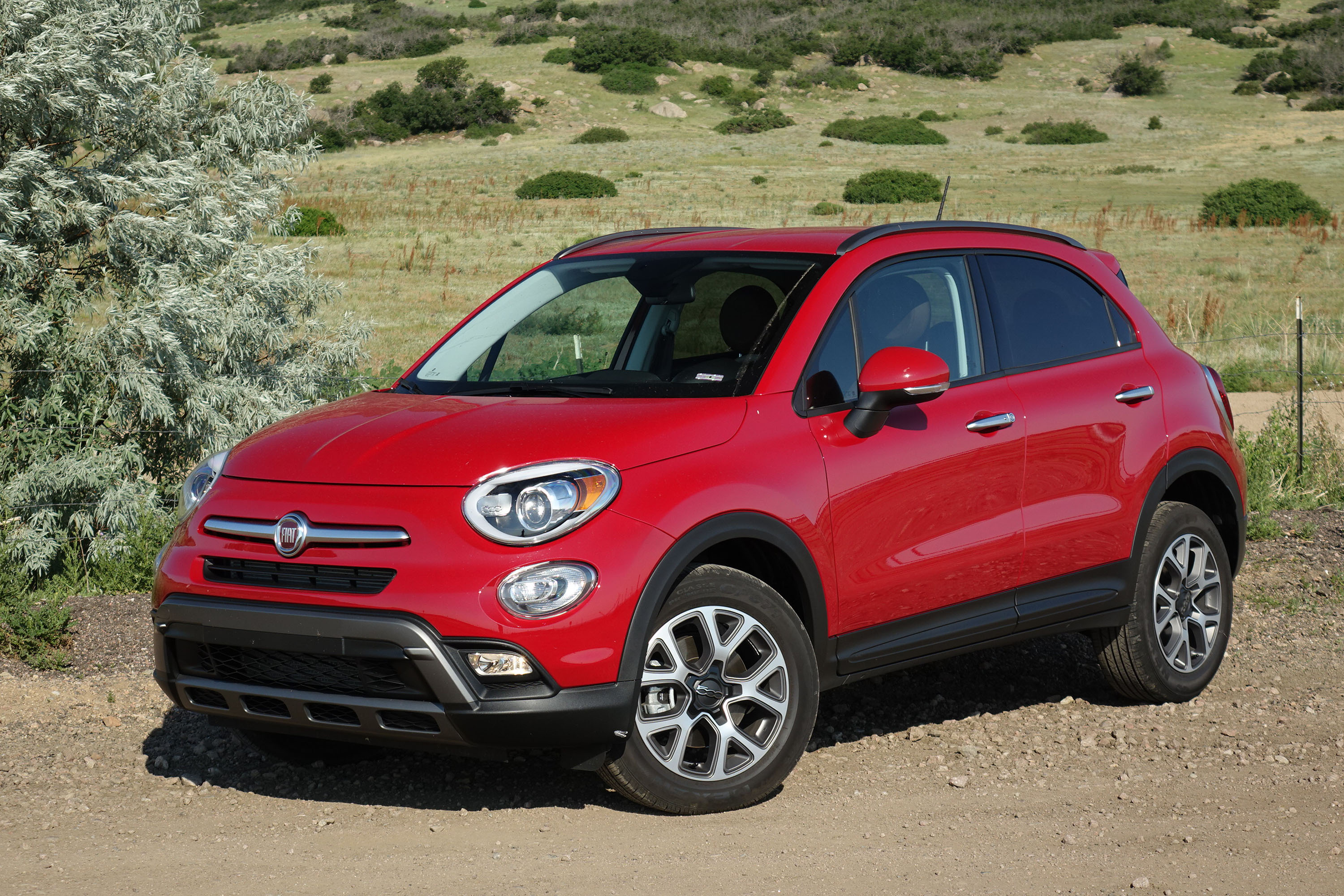 2017 fiat 500x trekking first drive an underrated if. Black Bedroom Furniture Sets. Home Design Ideas