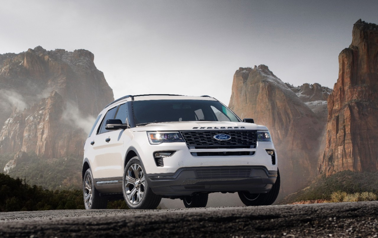 2018 ford explorer gas mileage the car connection
