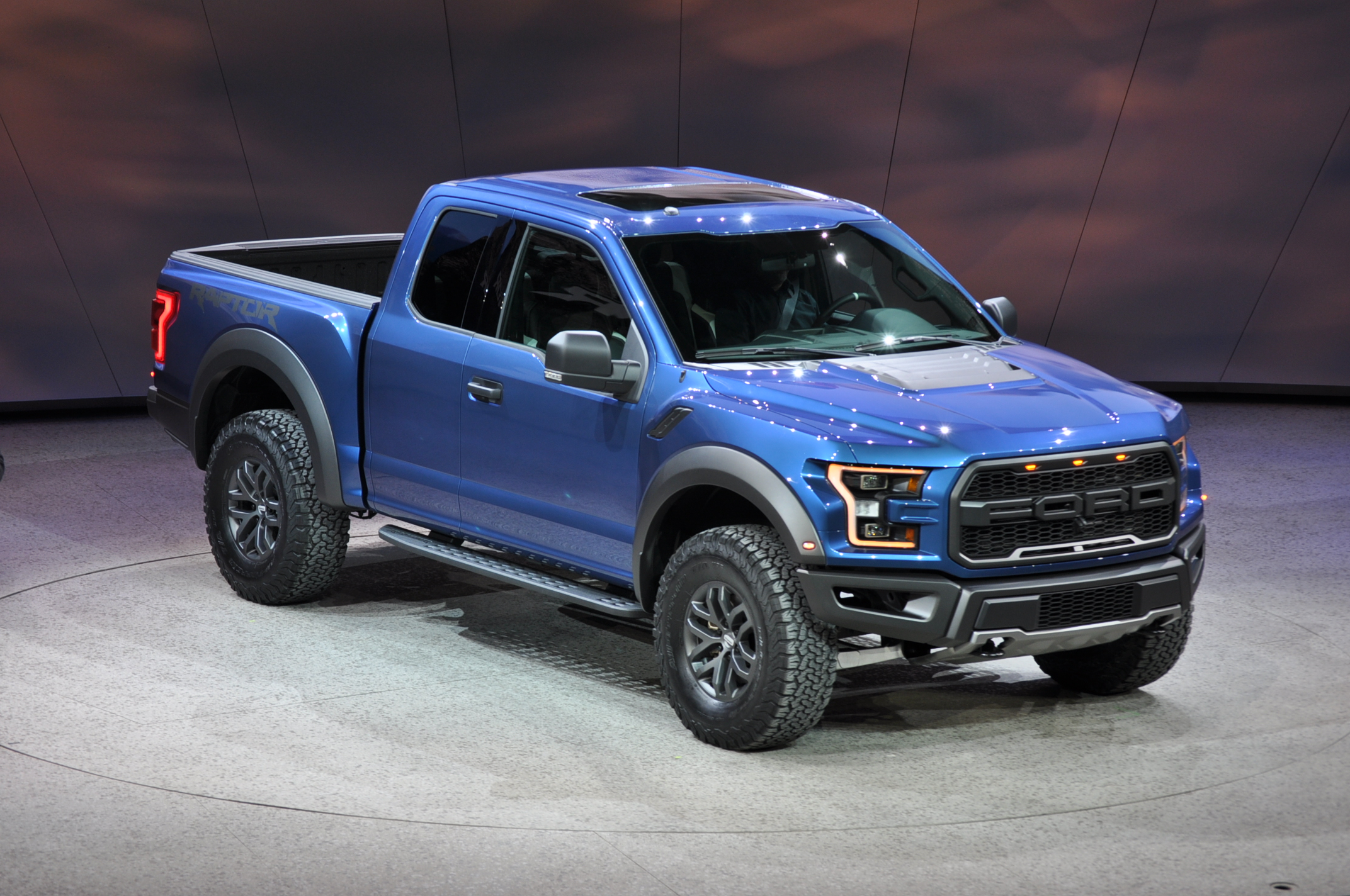 2017 Ford F-150 Raptor Video