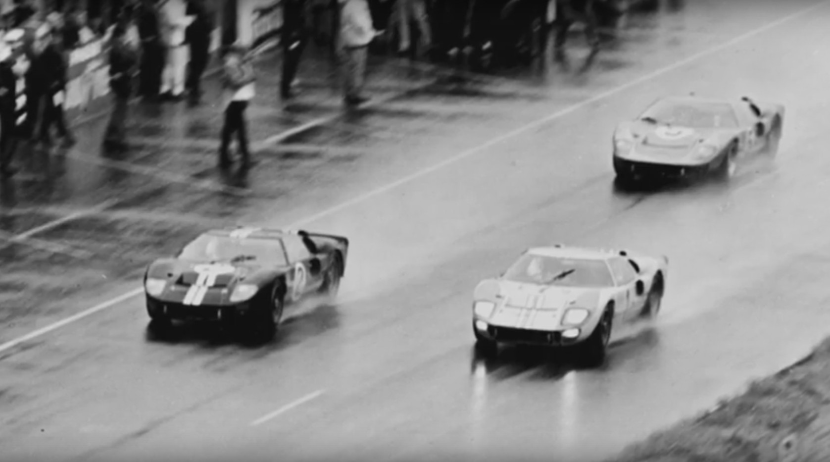Watch The Story Of The Controversy Behind The Ford Gt40 S
