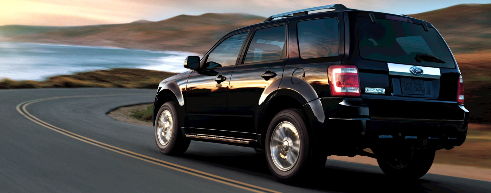 2010 ford escape review ratings specs prices and. Black Bedroom Furniture Sets. Home Design Ideas
